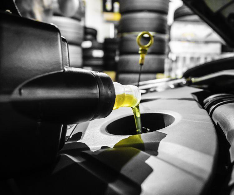 Cambio de aceite en Ponferrada