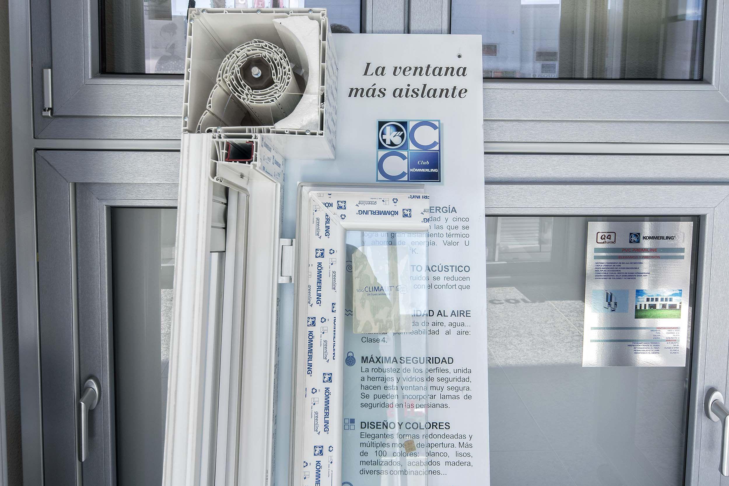 Foto 50 de Especialistas en cerramientos de aluminio y PVC en  | Aluminios Quatro