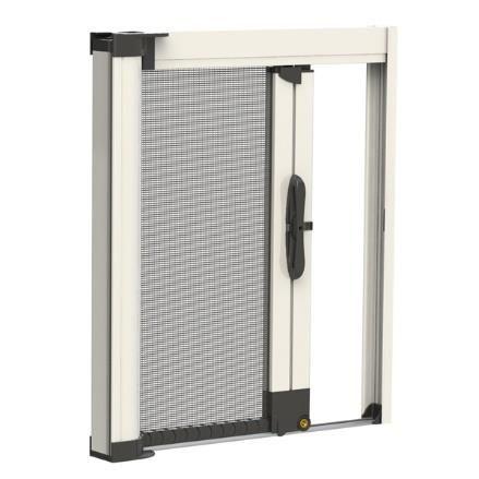 Mosquiteras laterales 02: Productos de Aluminios Quatro