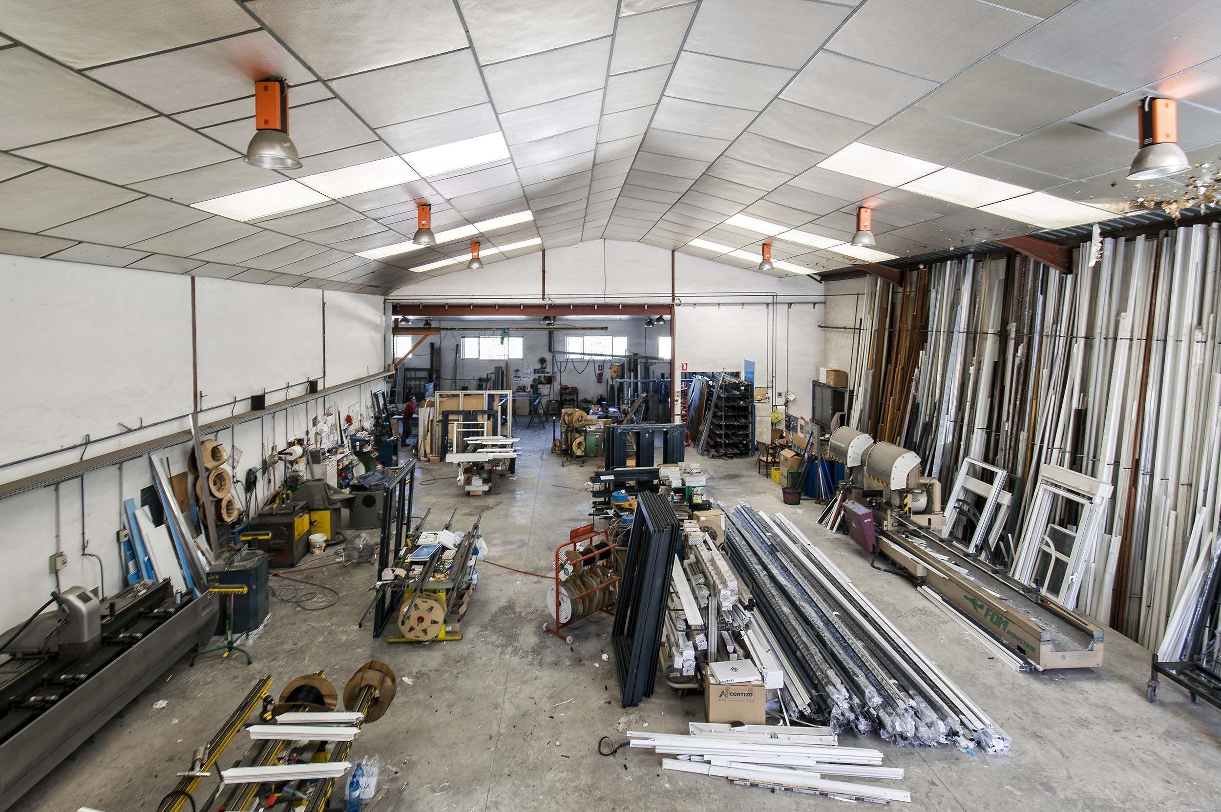 Carpintería de aluminio en Altea