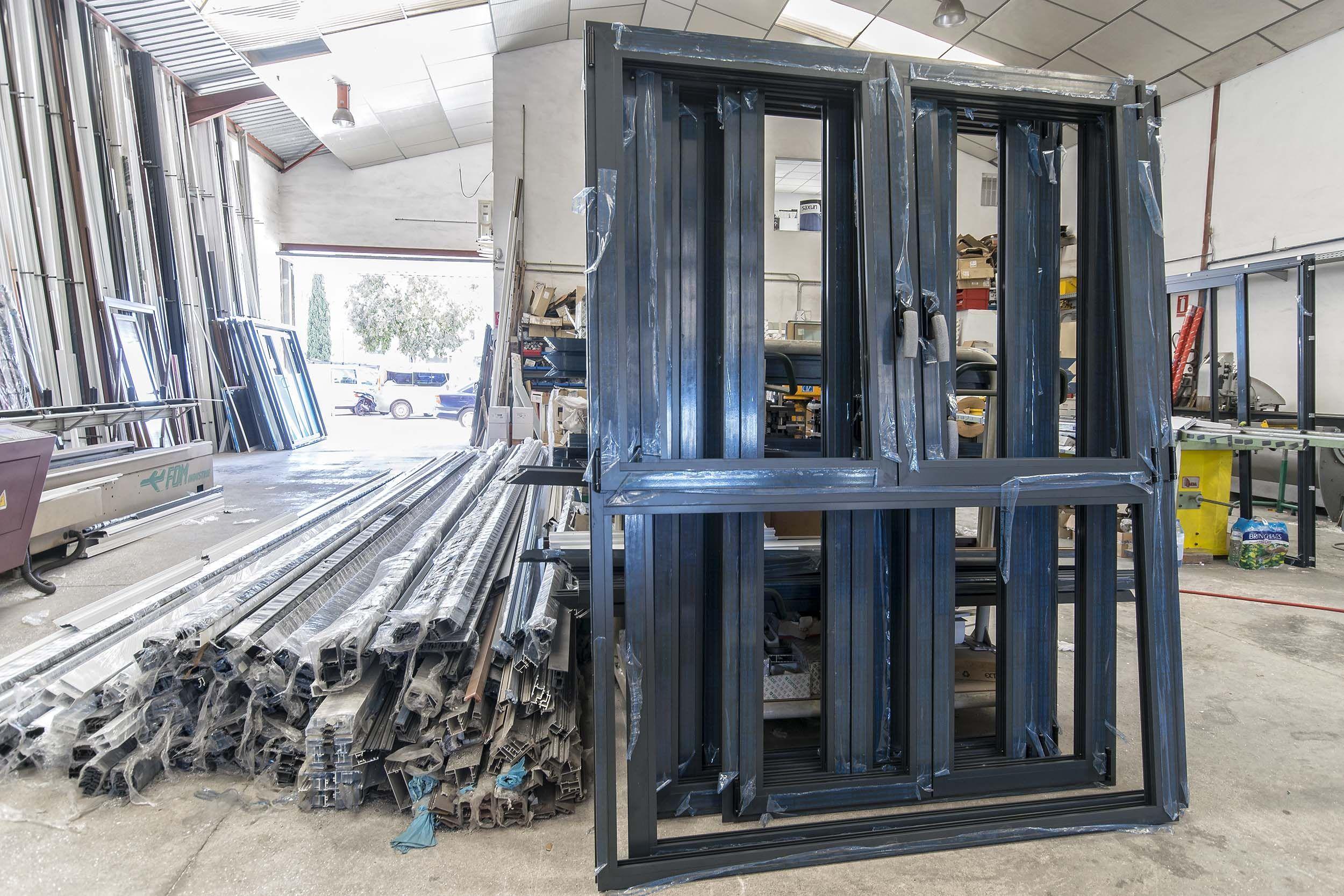 Foto 55 de Especialistas en cerramientos de aluminio y PVC en  | Aluminios Quatro