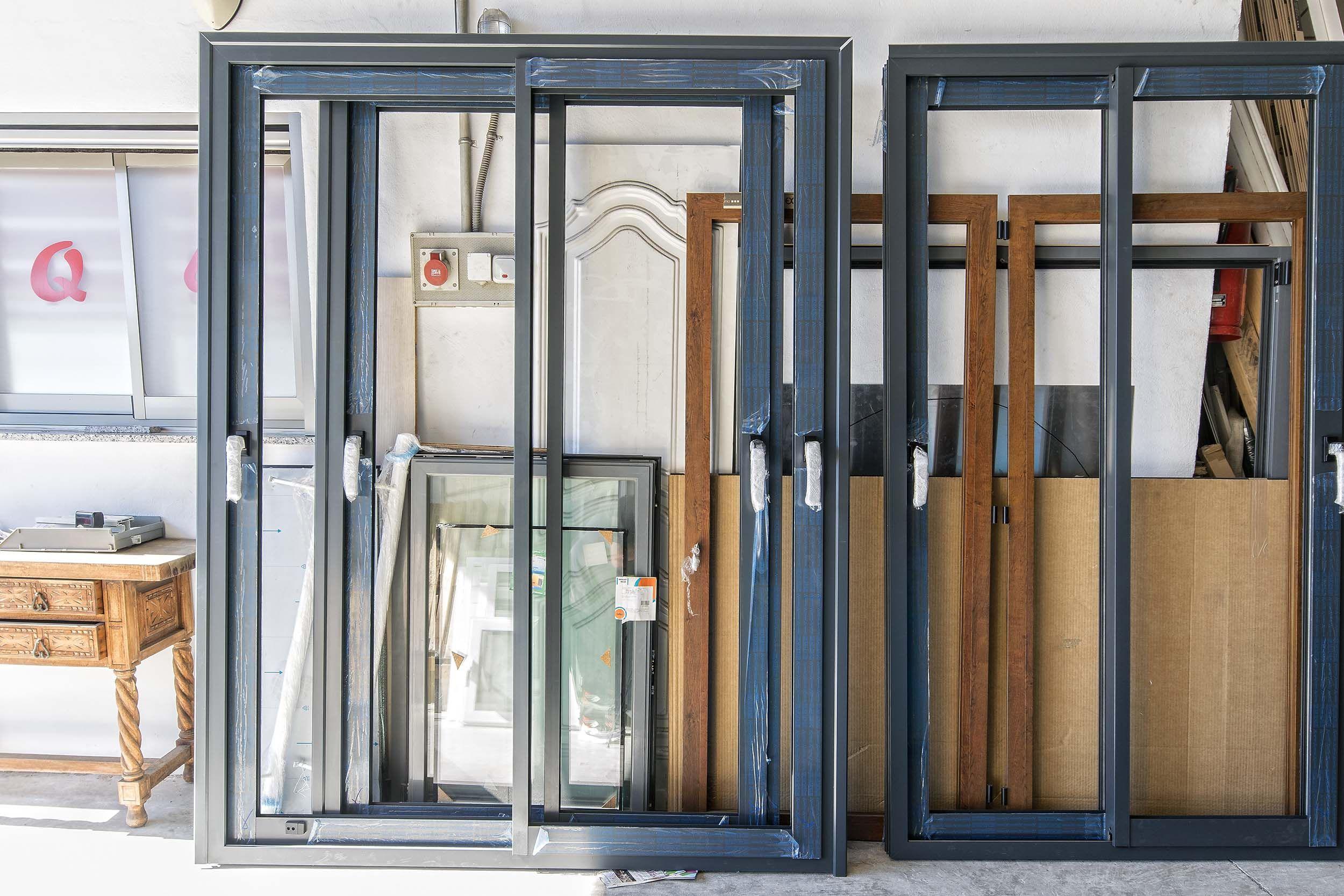 Foto 43 de Especialistas en cerramientos de aluminio y PVC en  | Aluminios Quatro