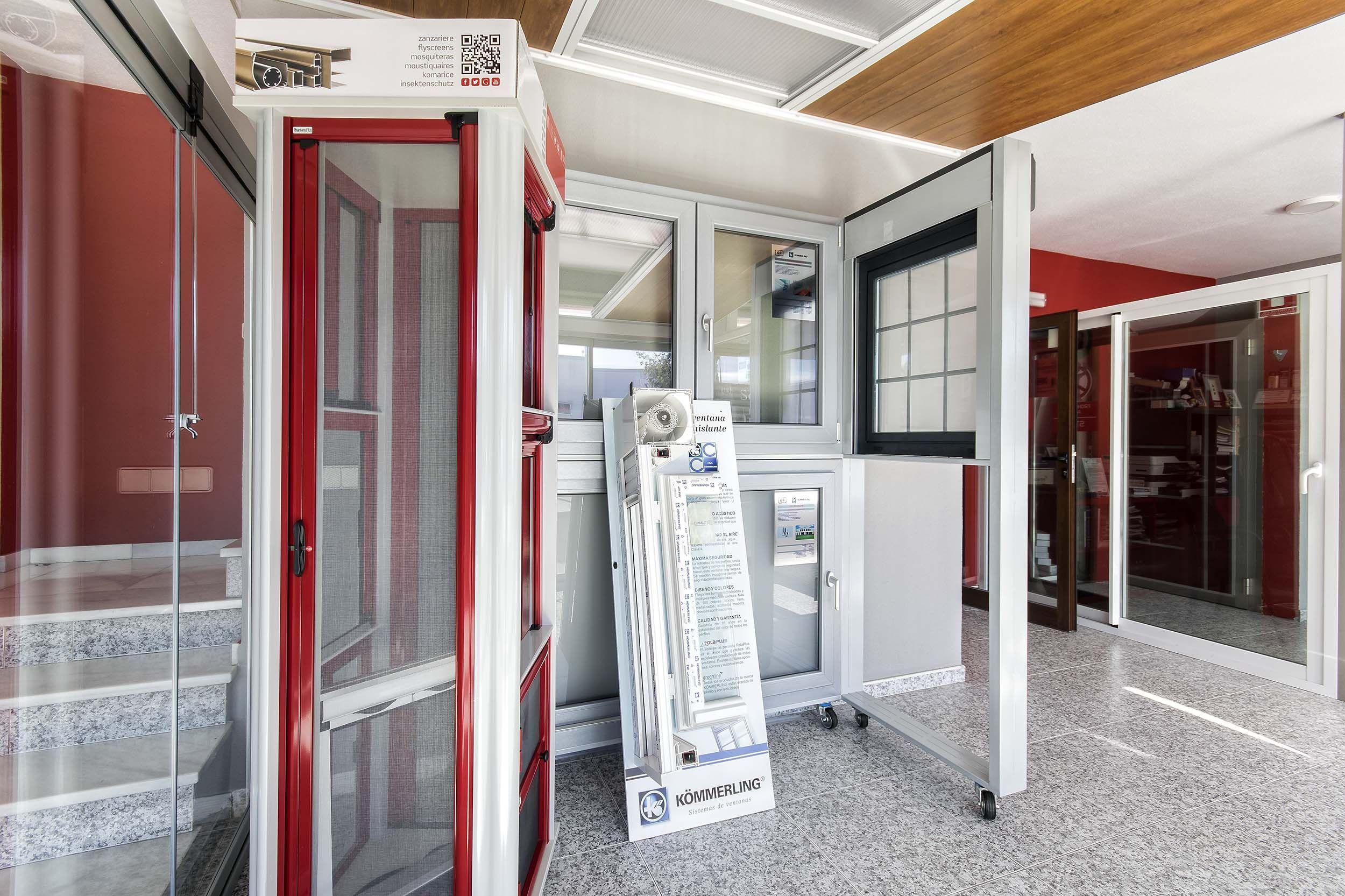 Ventanas y puertas de aluminio en Calpe