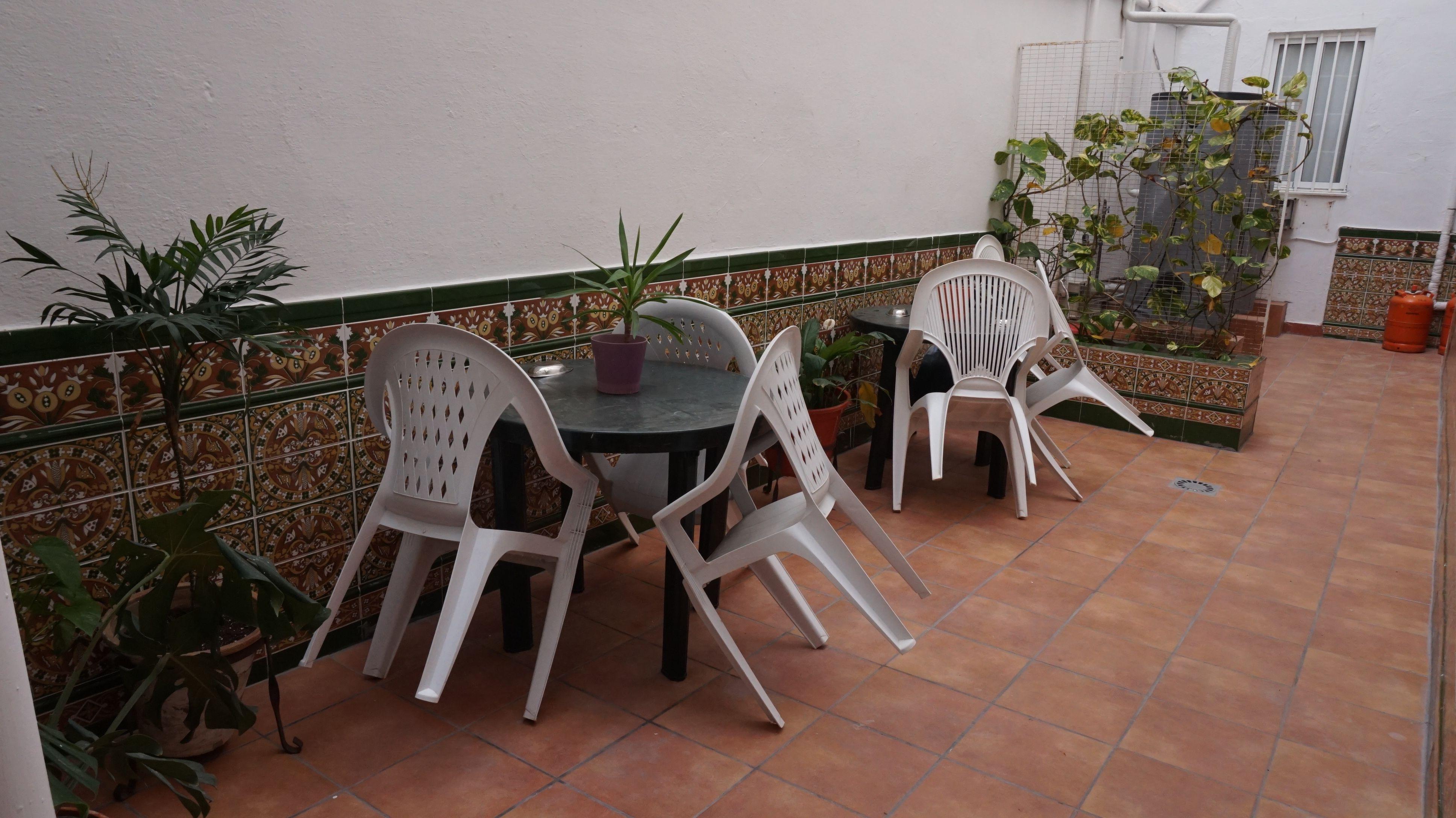 Zonas comunes: Servicios de Residencia de Estudiantes Uno de Julio