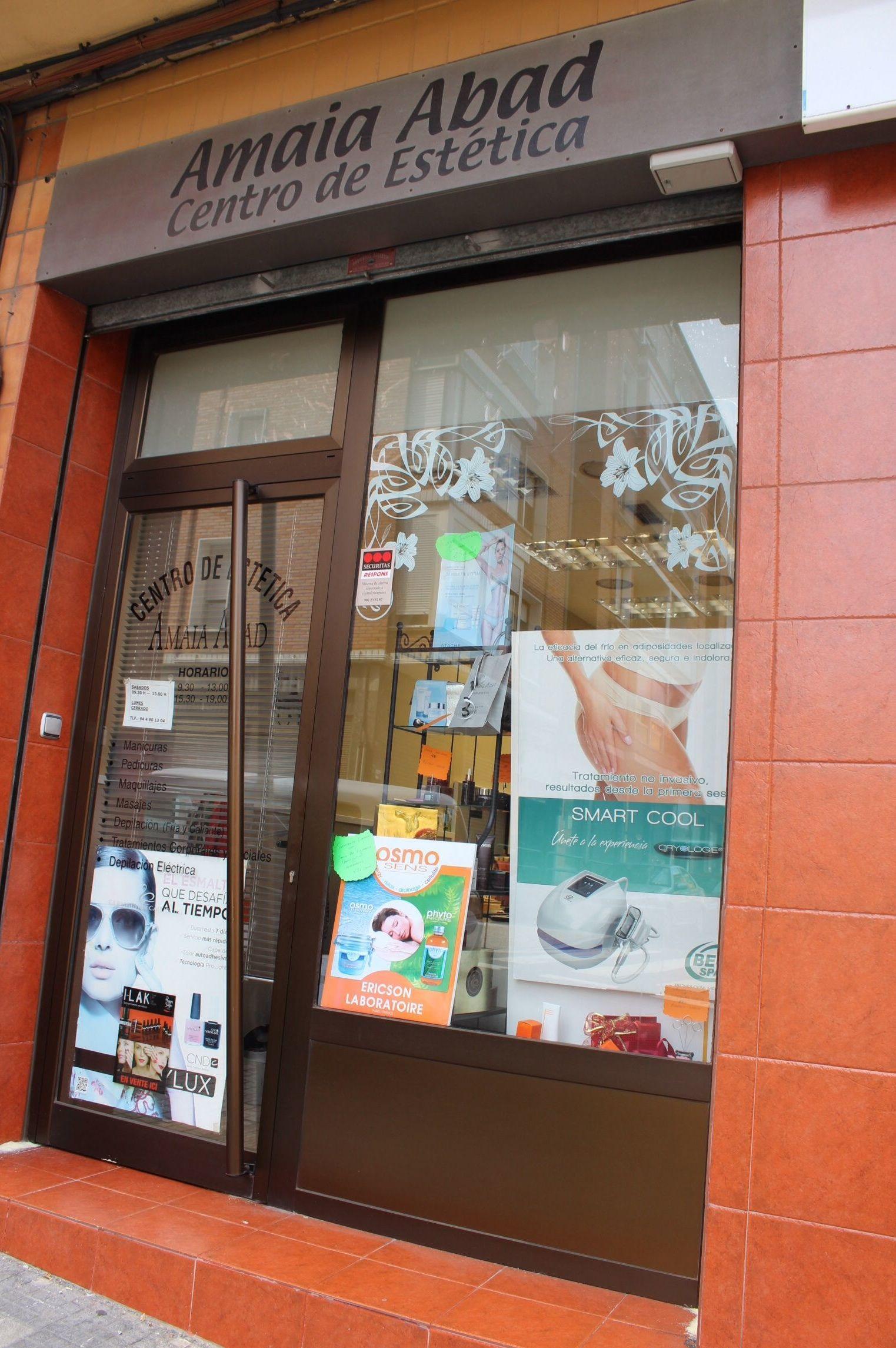 Foto 9 de Centros de estética en Barakaldo | Centro de Estética Amaia Abad