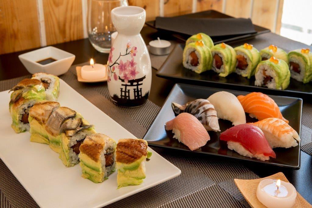 Restaurante de comida japonesa a domicilio en Poble Sec, Barcelona
