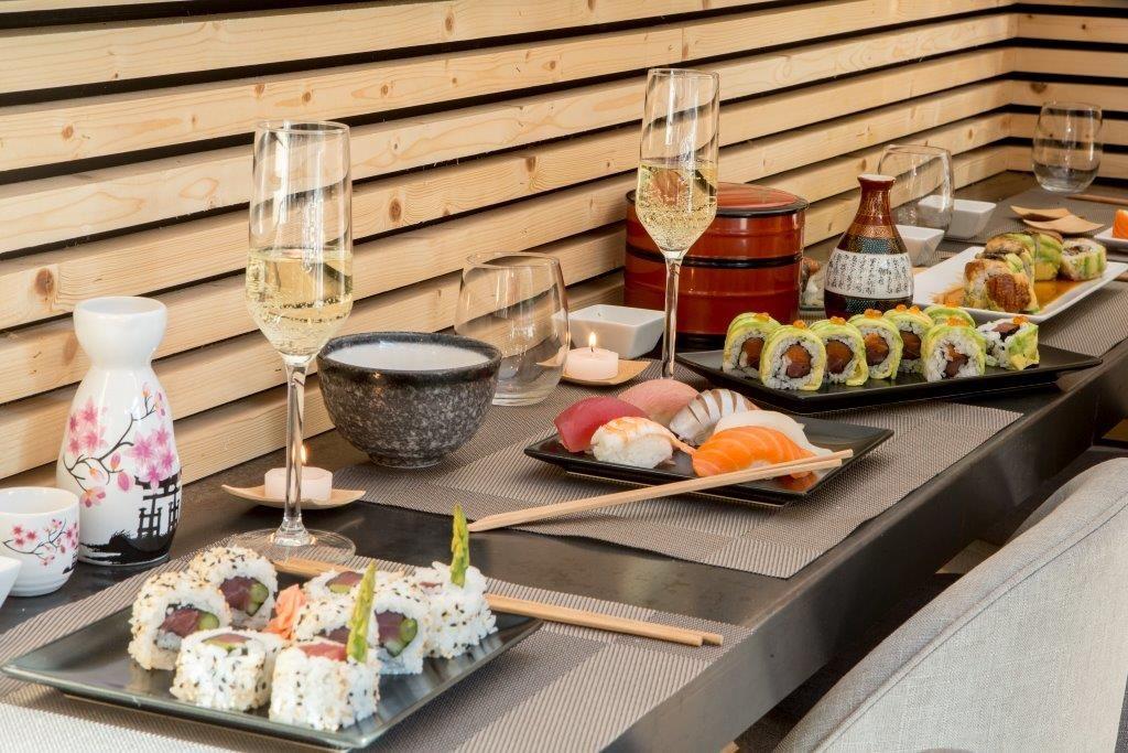 Comida japonesa a domicilio en Poble Sec, Barcelona