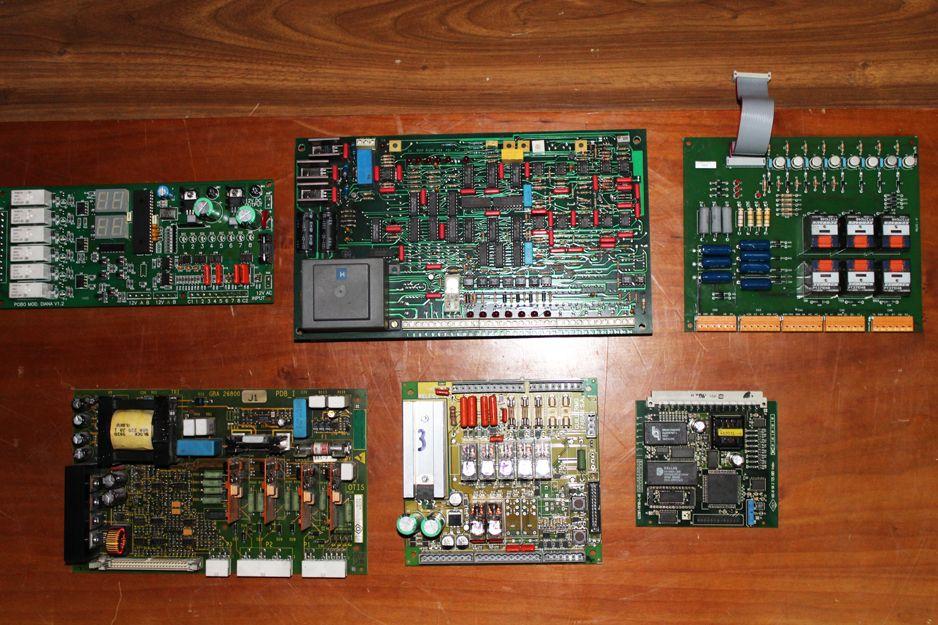 Modificaciones de equipos electrónicos