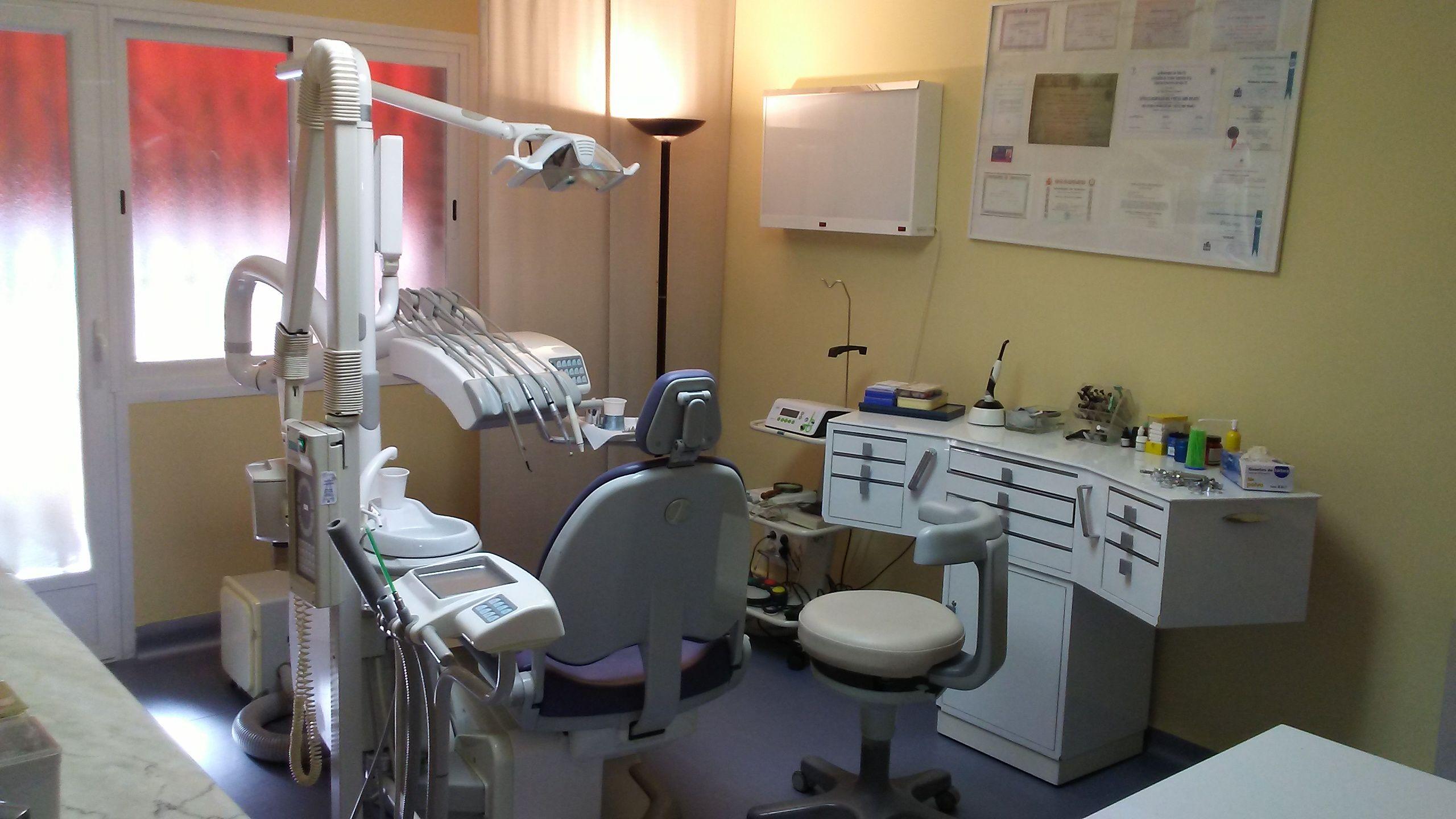 Odontología general en Fuenlabrada