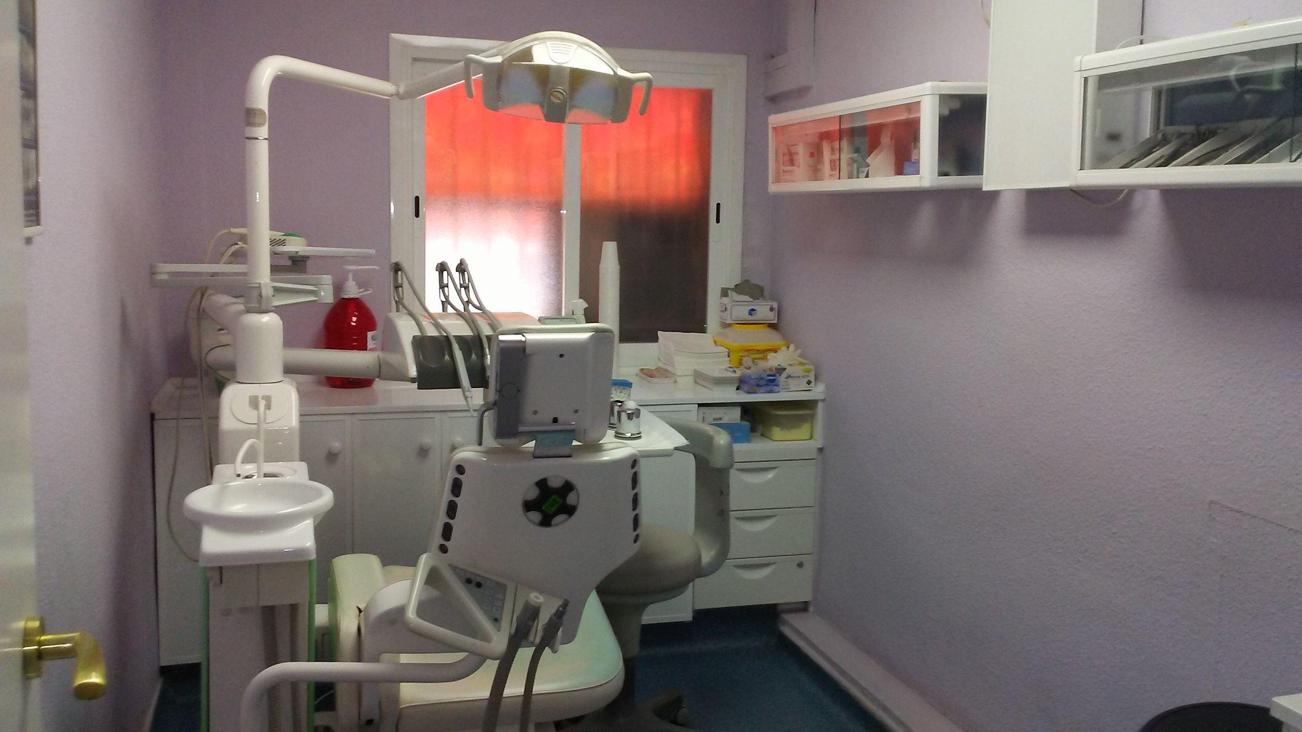 Dentistas en Fuenlabrada