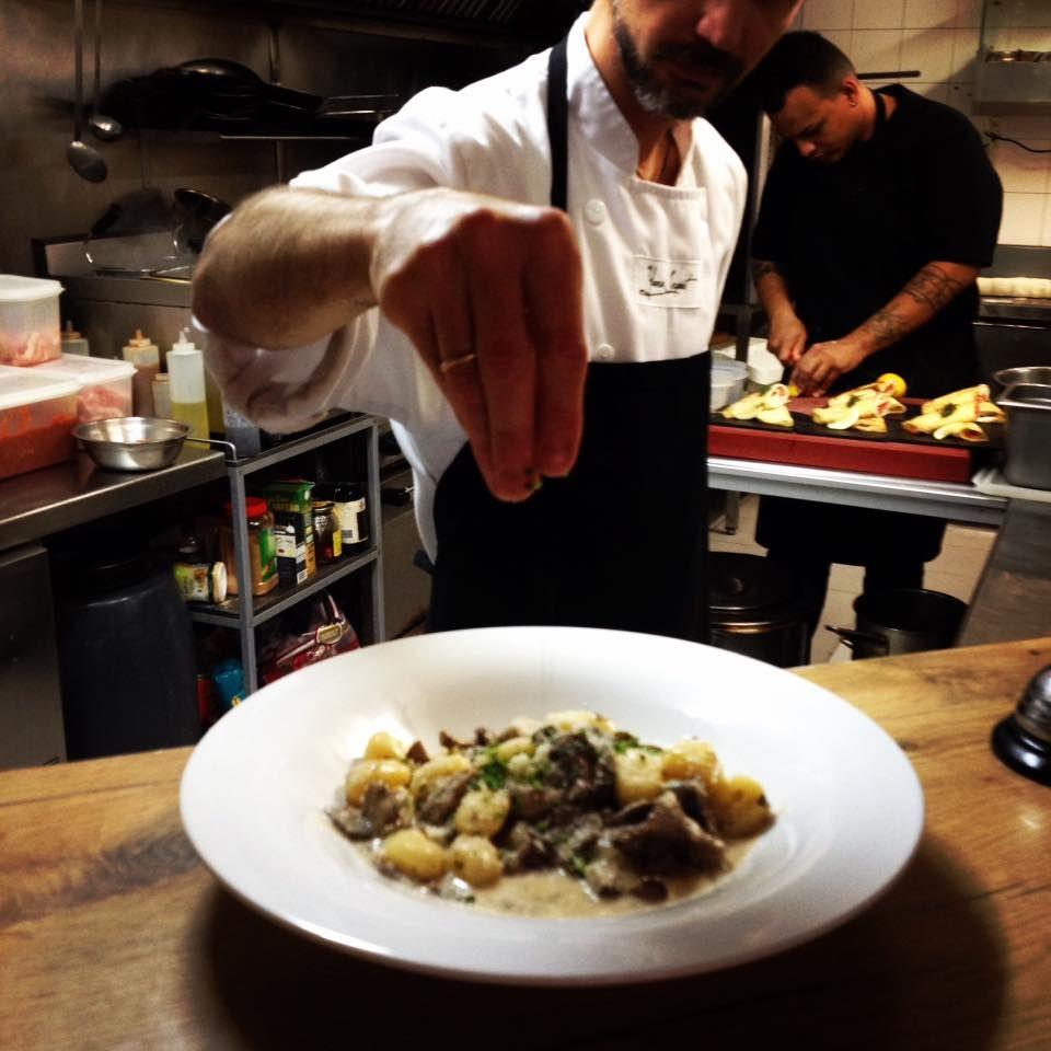 Restaurante francés en Goya