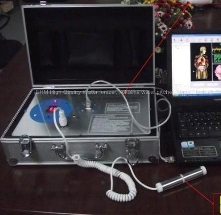 Quantium Resonance Magnetic Alalyzer