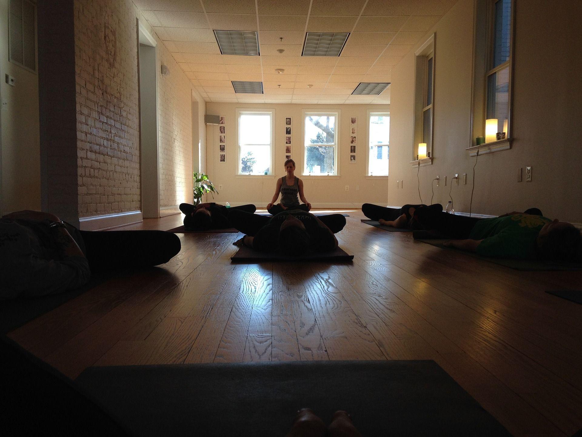 Centro de yoga en Santurtzi