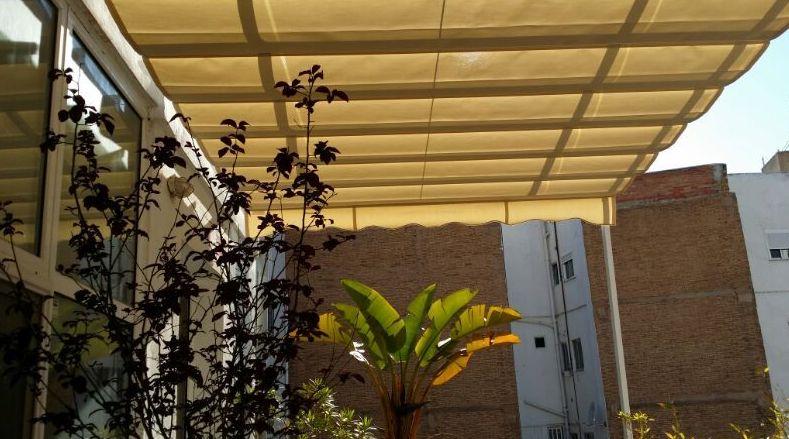 Atico en el barrio del Carmen ,en pleno pulmon de Valencia