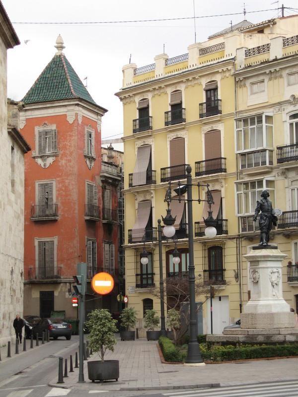 Fachada barrio del Carmen