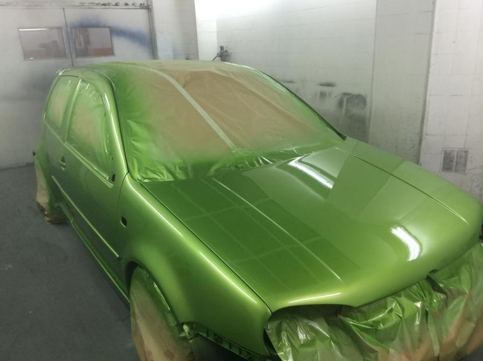 Especialistas en pintura del automóvil en Badalona