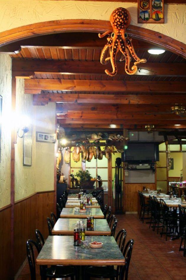 Restaurante gallego en Barcelona
