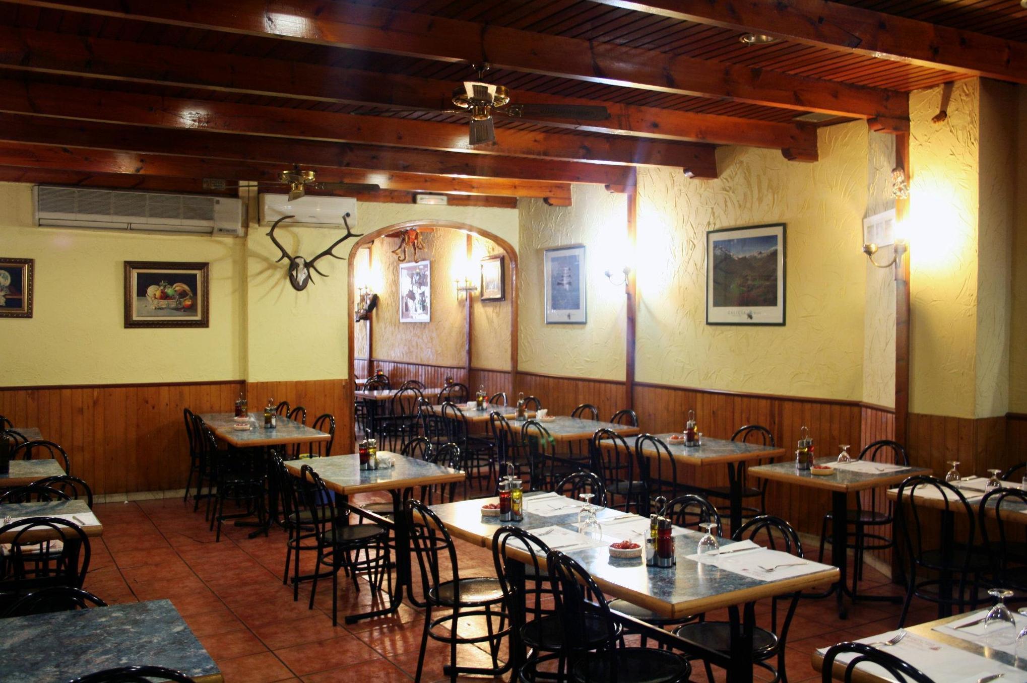 Salón de nuestro restaurante