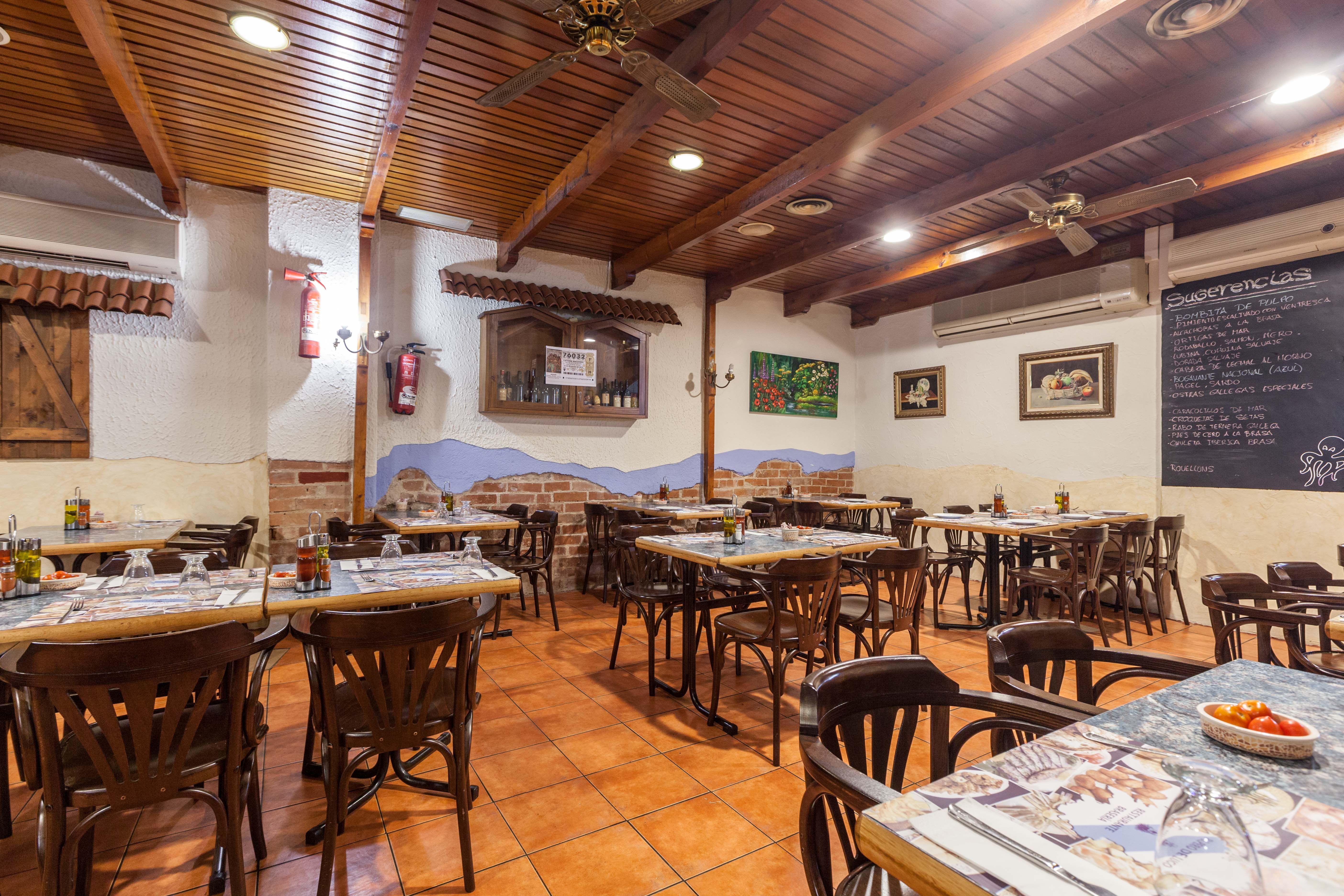 Foto 3 de Los mejores productos de cada región en  | Brasería el Pulpero de Lugo