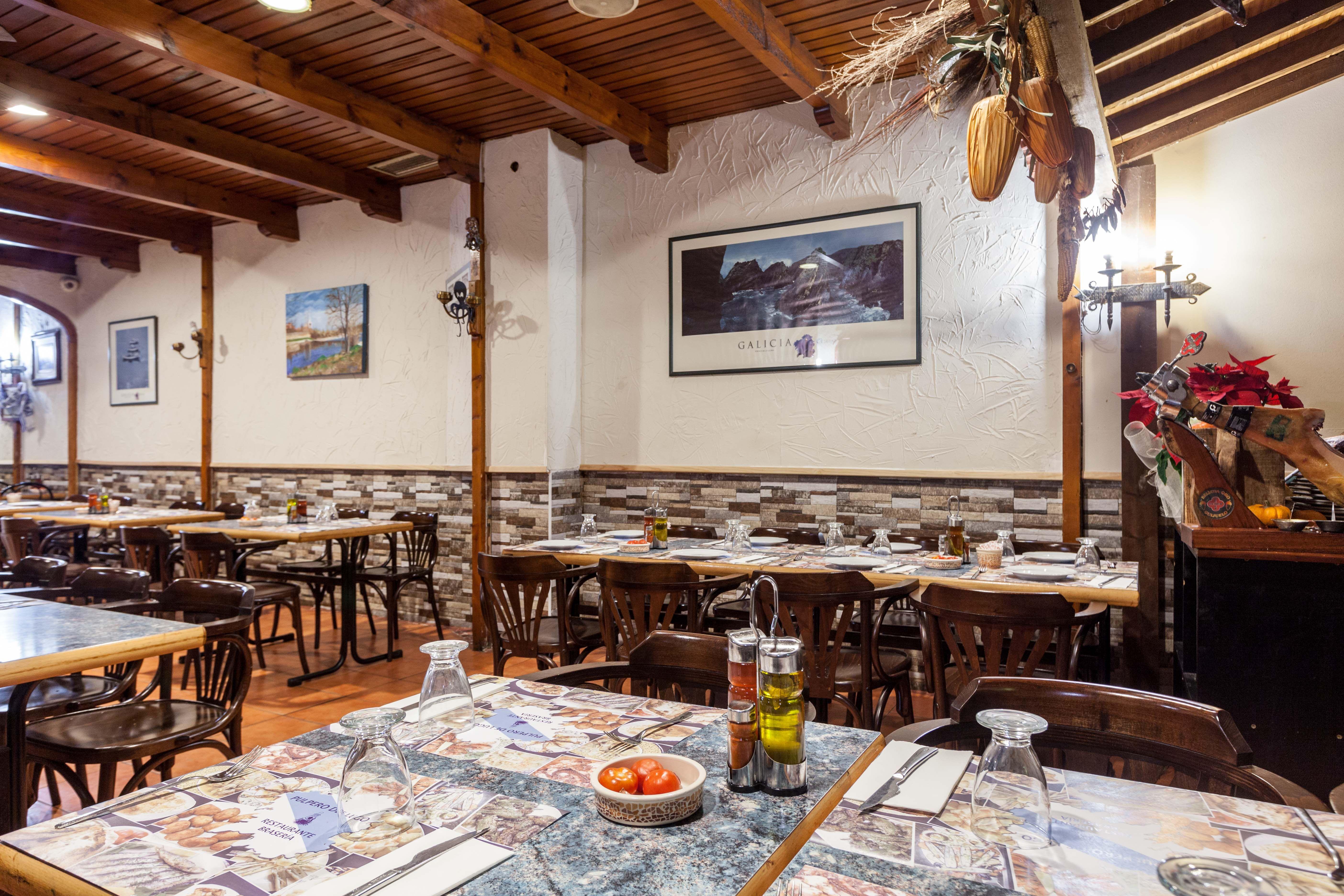 Foto 9 de Los mejores productos de cada región en  | Brasería el Pulpero de Lugo