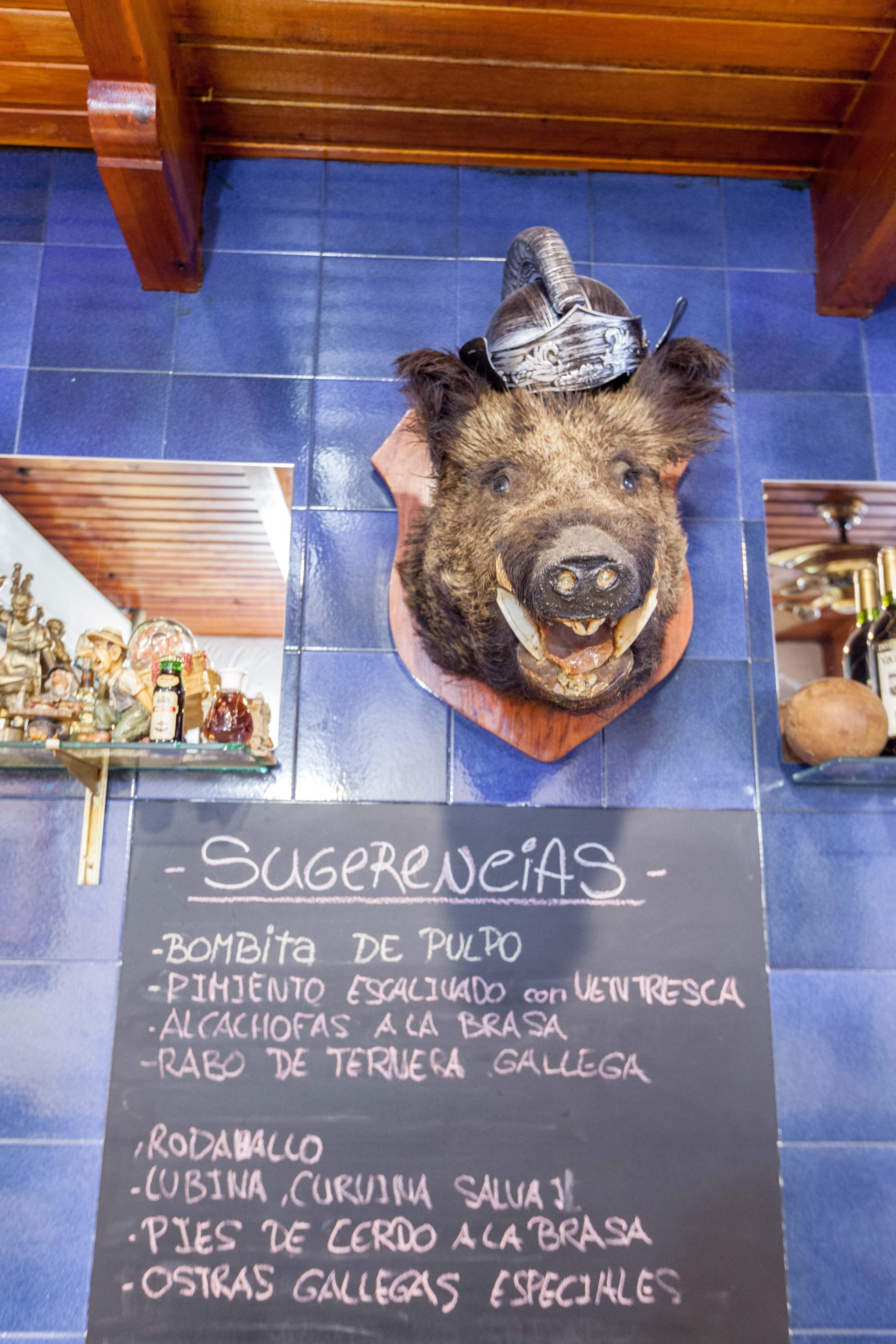 Foto 16 de Los mejores productos de cada región en  | Brasería el Pulpero de Lugo