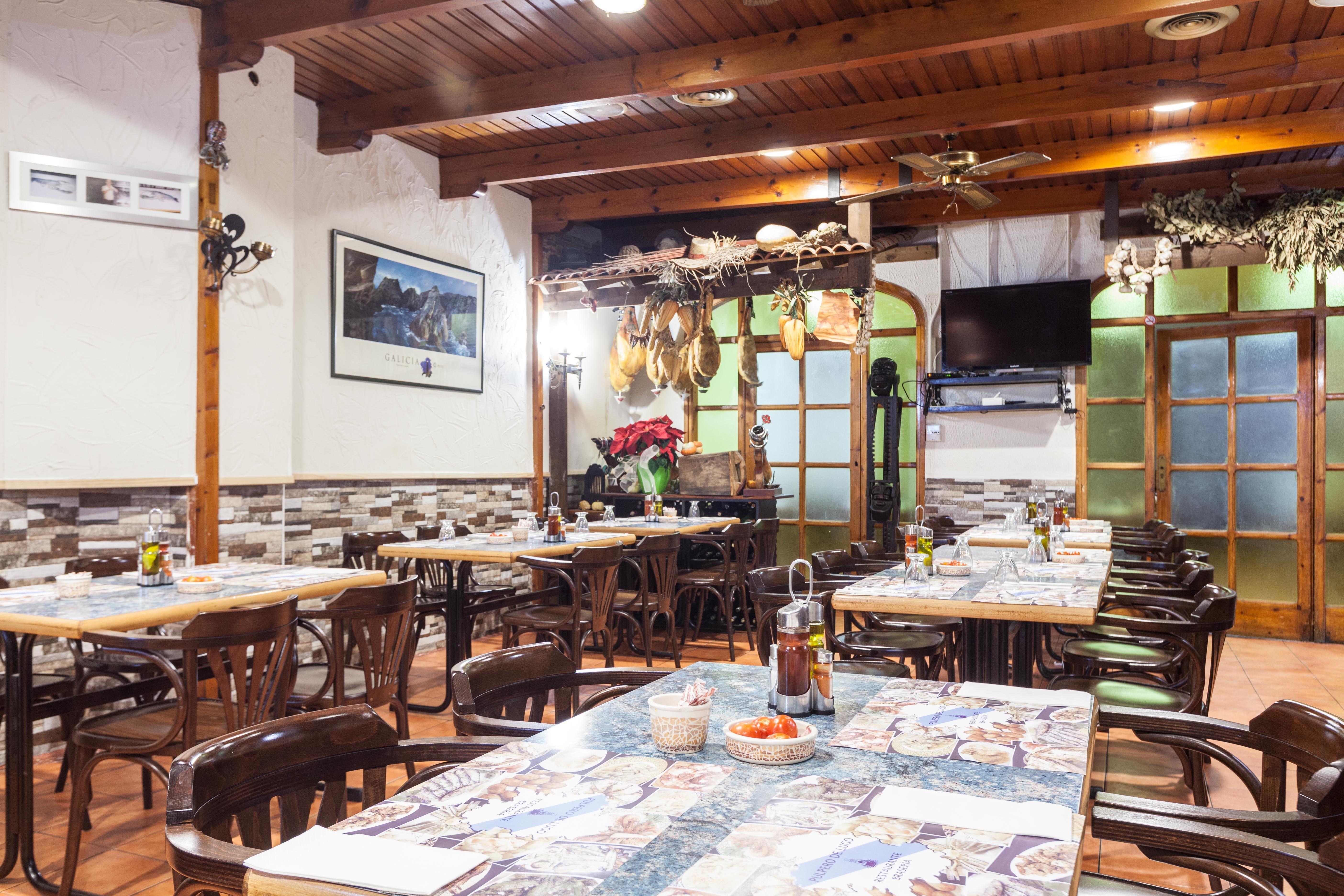 Foto 29 de Los mejores productos de cada región en  | Brasería el Pulpero de Lugo