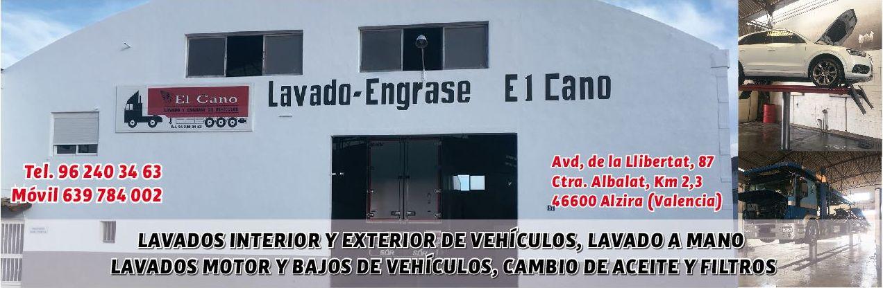 Foto 11 de Transporte de mercancías en Alzira | Lavado y engrase El Cano