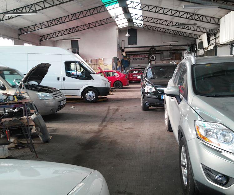Revisiones y mantenimiento de vehículos en Aranda de Duero