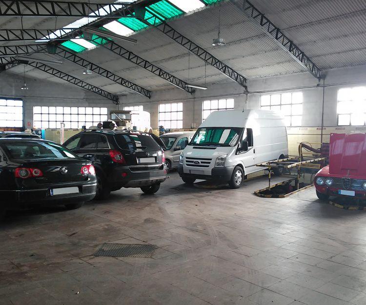 Taller mecánico multimarca en Aranda de Duero