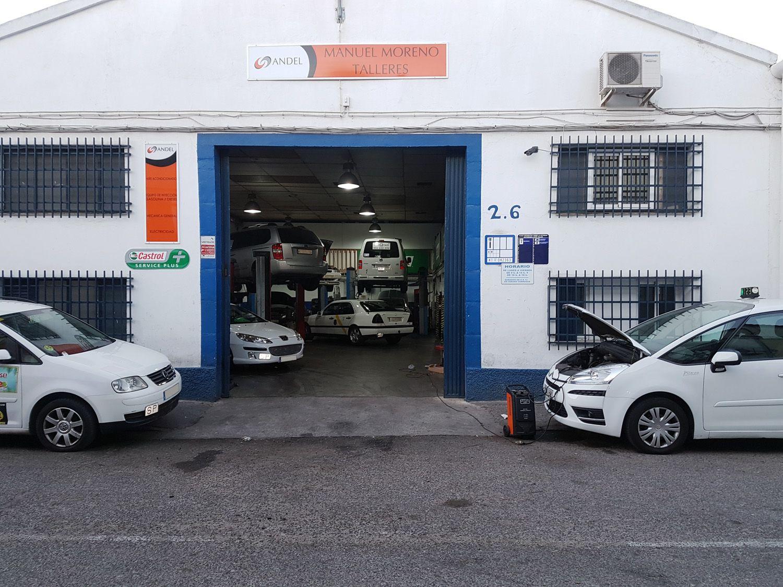 Taller especializado en trasnformación a GLP en Sevilla