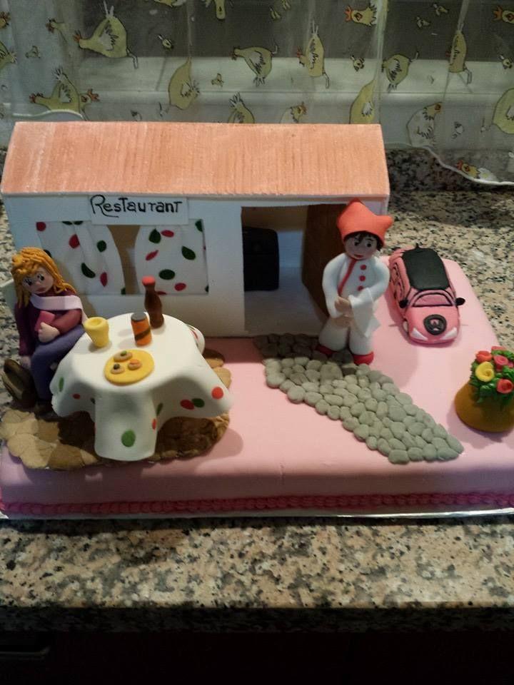 Tartas para cumpleaños Tenerife