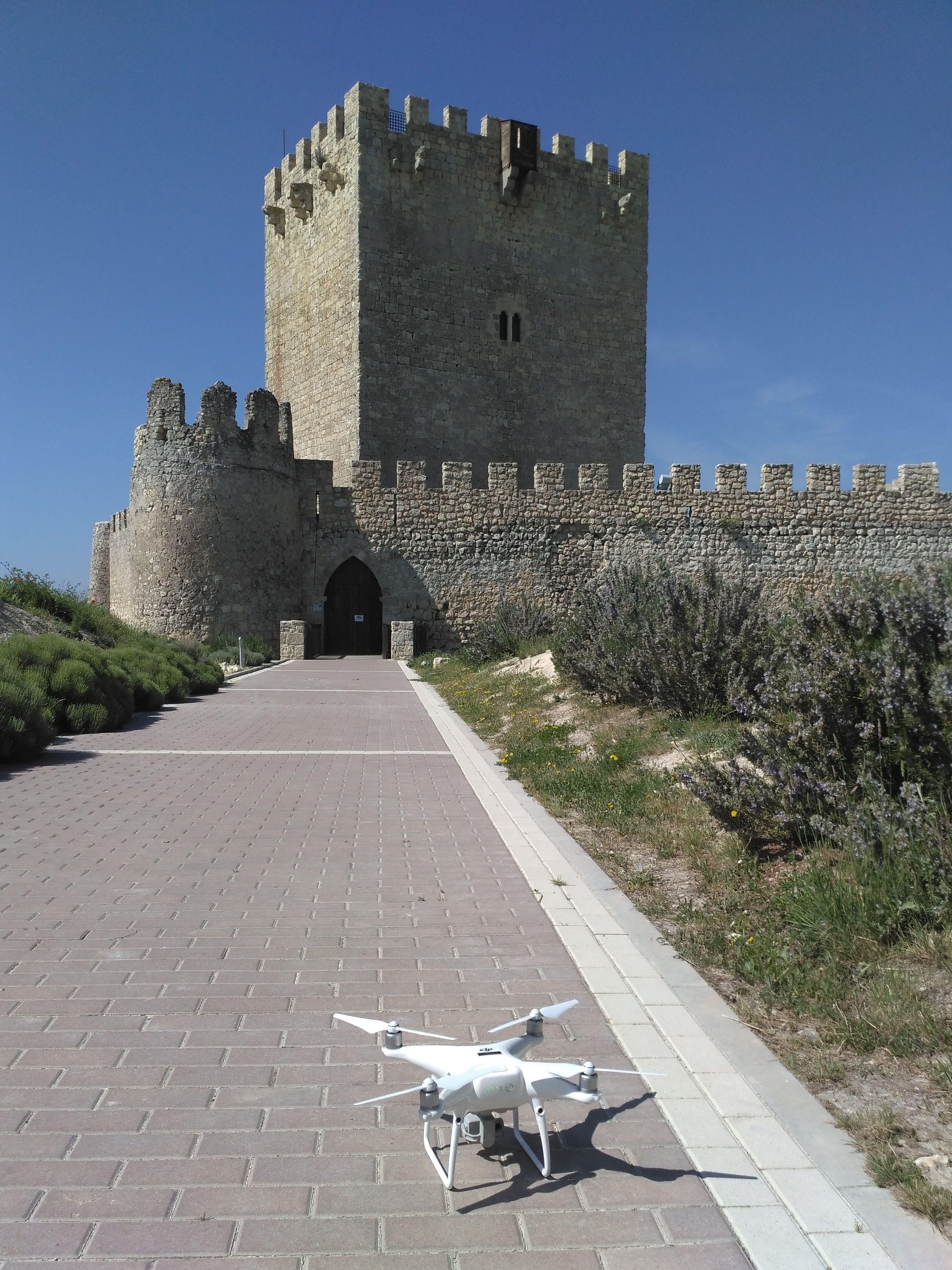 Drones para fotografías en Valladolid