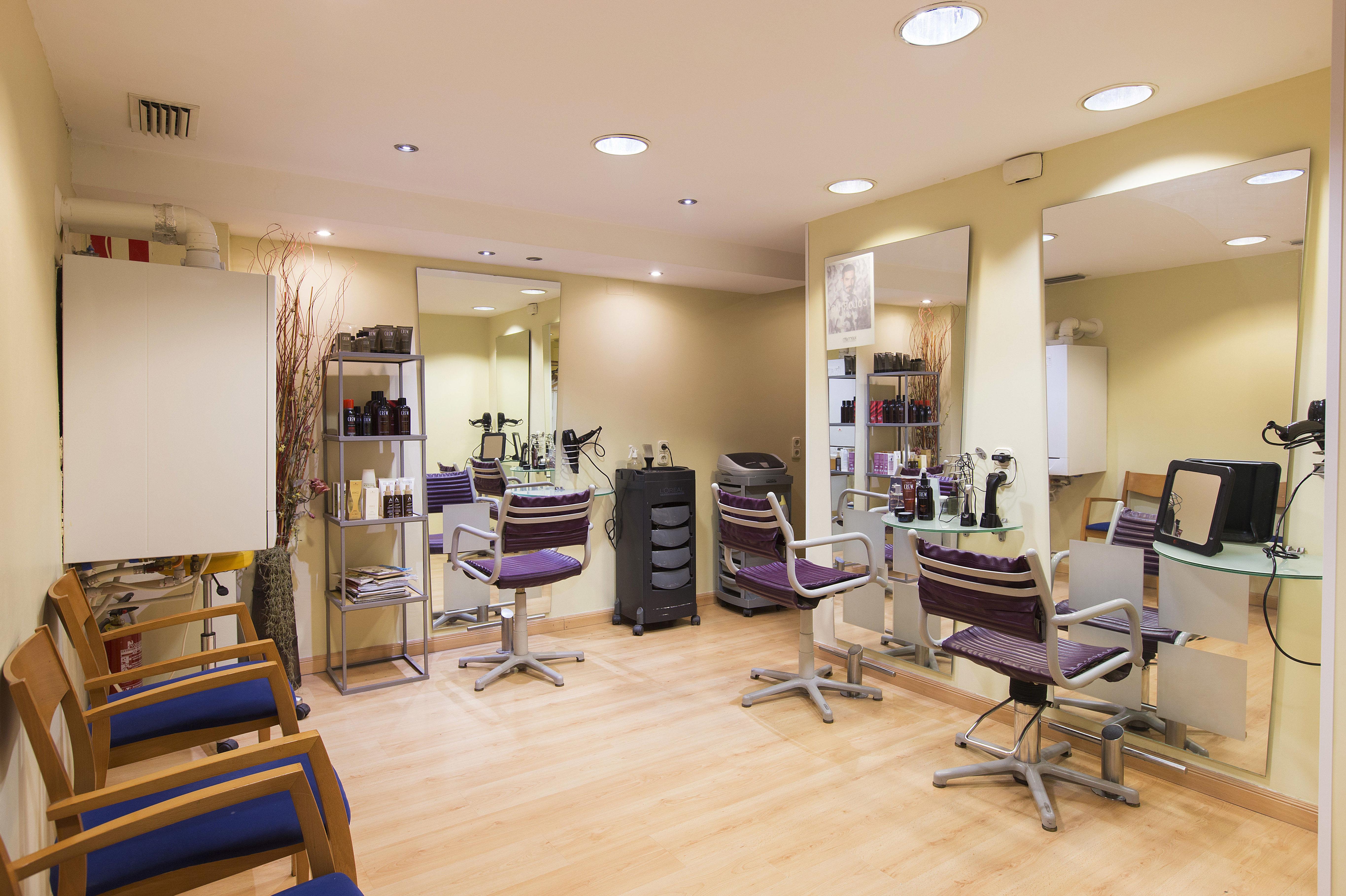 Centro de peluquería en Huesca