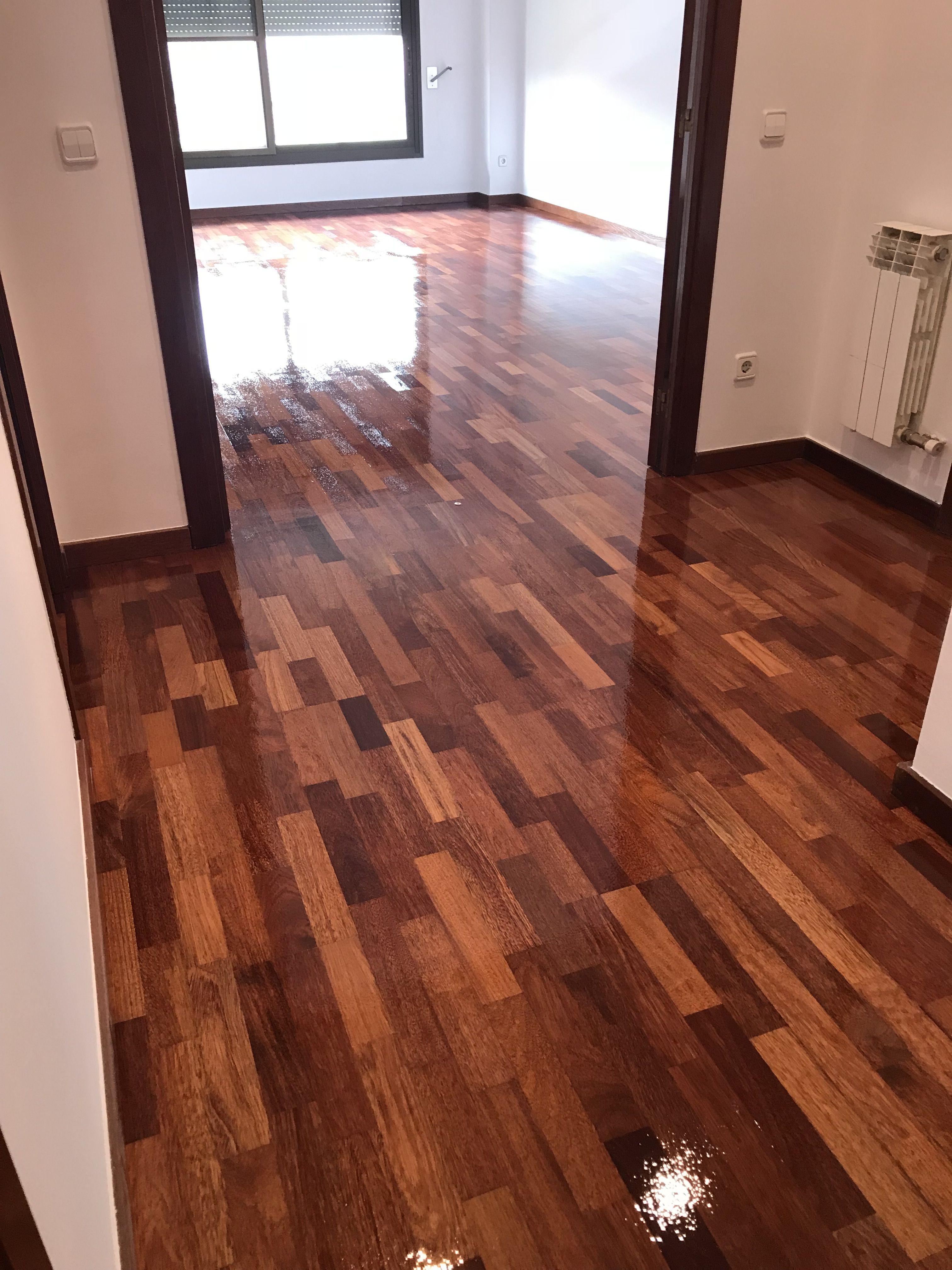 Instalación de suelos de madera en Barcelona
