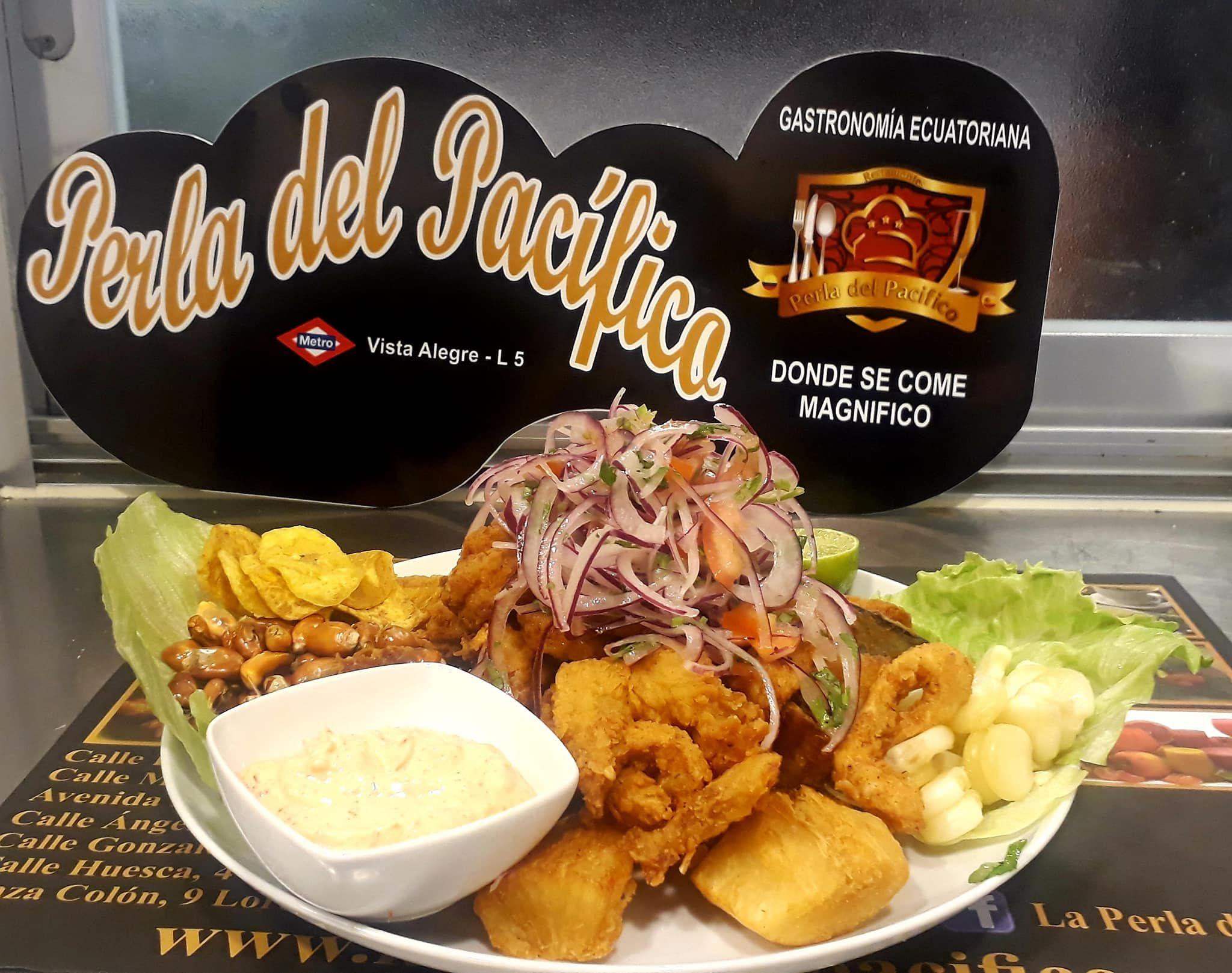 Restaurante ecuatoriano en Carabanchel Madrid