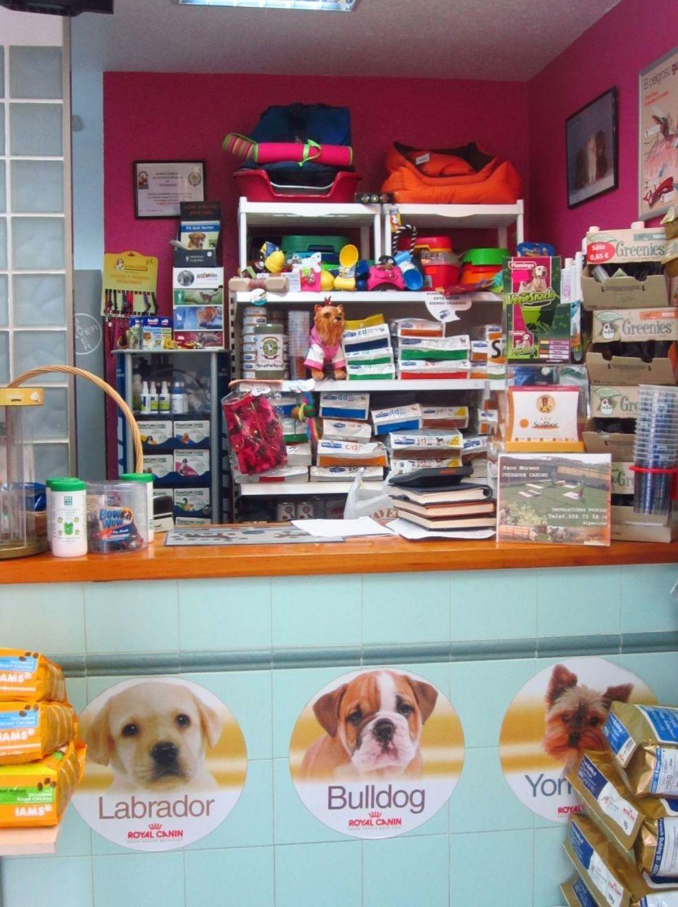 Accesorios: Servicios y Productos de Clinica Veterinaria La Huella