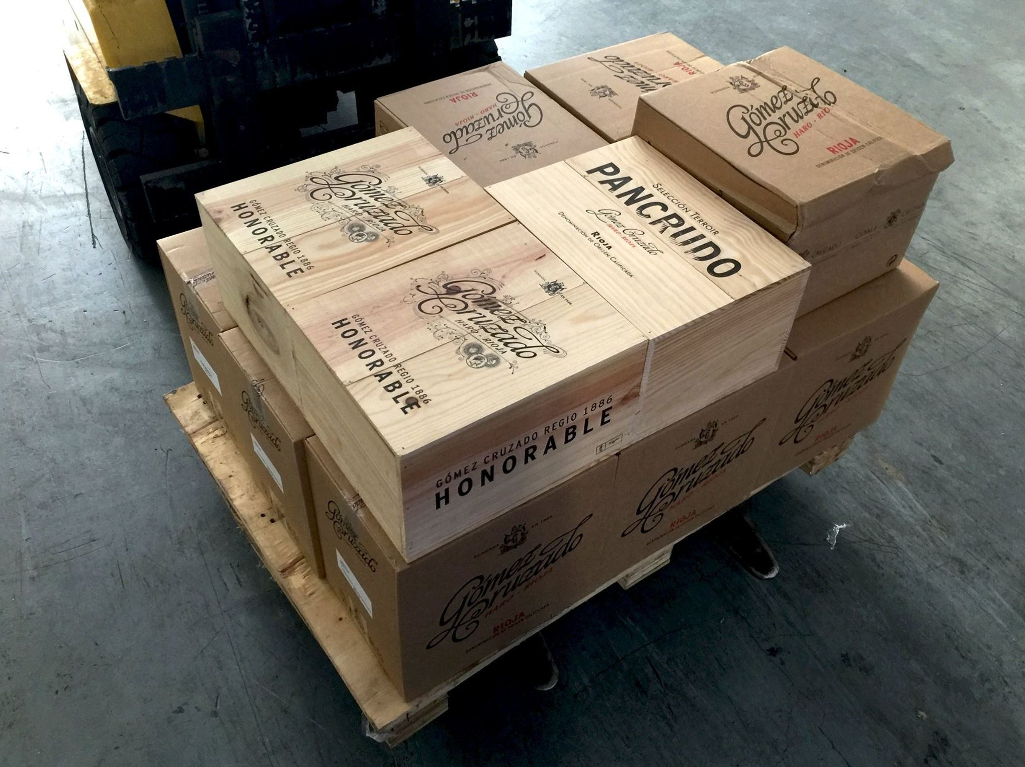Tienda online de vinos con denominación de origen