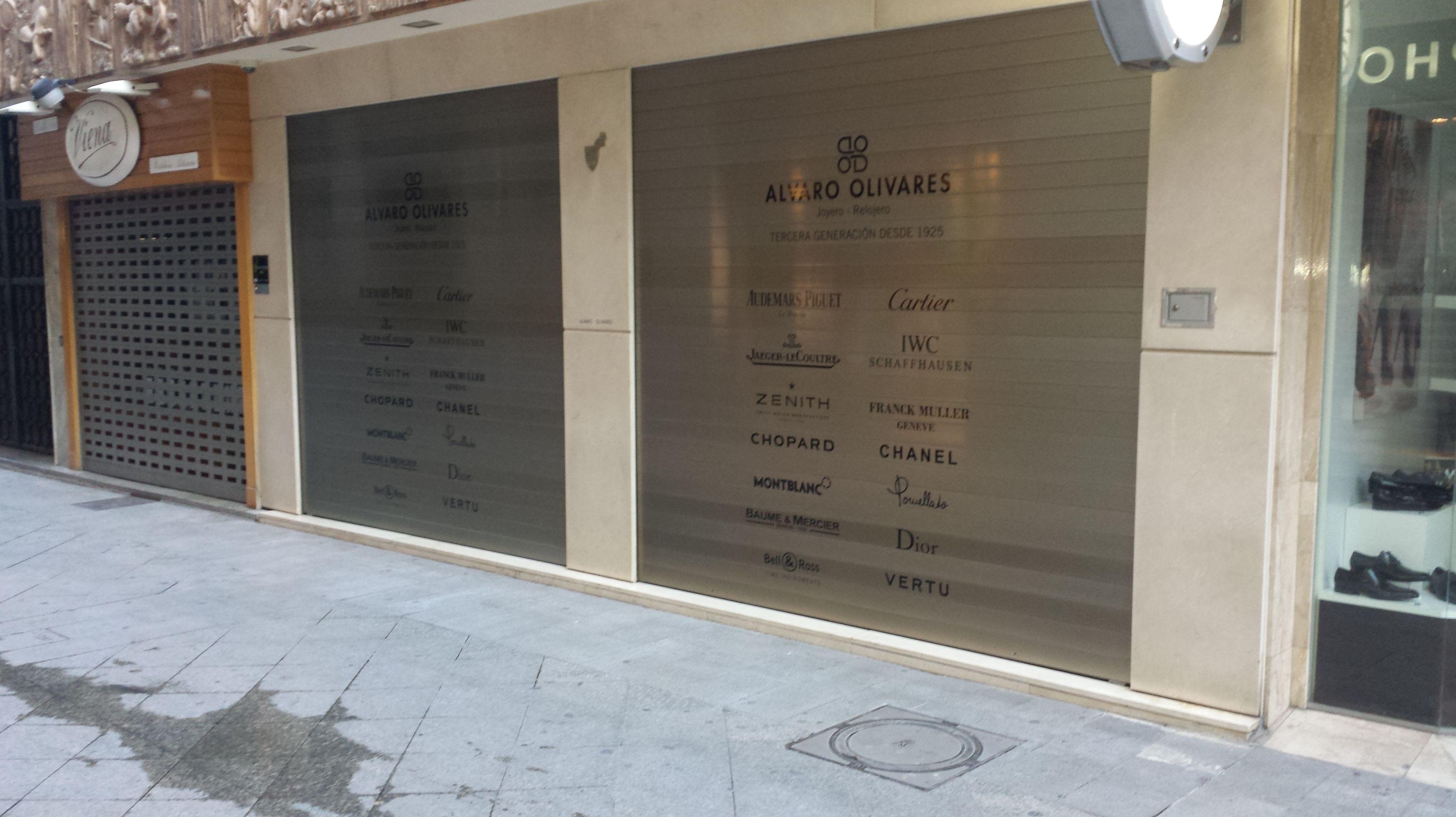 Foto 17 de Puertas automáticas en Sangonera la Verde | Puertas Automáticas Carrascoy