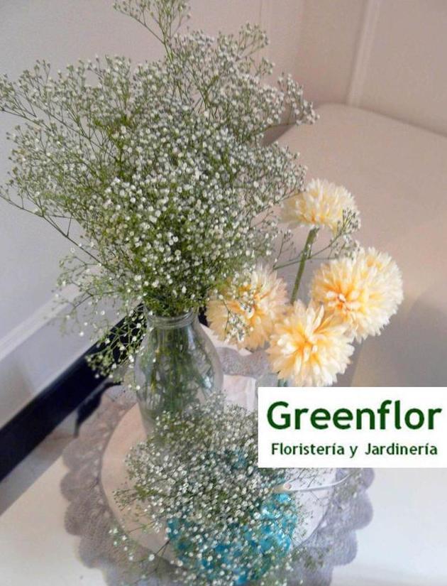 Flores para eventos en Sarría Sant Gervasi