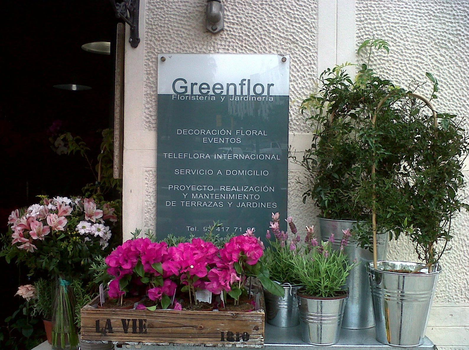 Barcelona greenflor t cnicos especialistas en jardiner a for Jardineria a domicilio barcelona