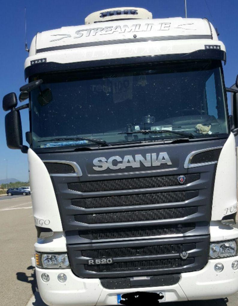 Transporte de mercancías: Servicios de Transportes José Luis Almenara