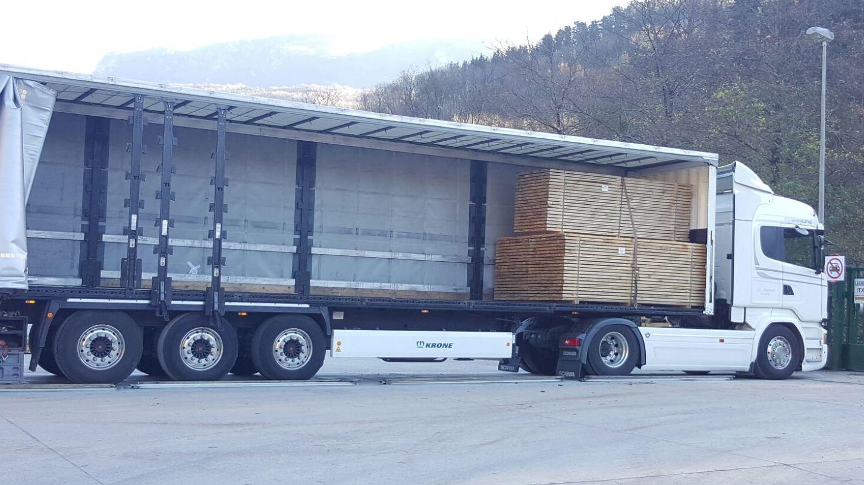 Cargas: Servicios de Transportes José Luis Almenara