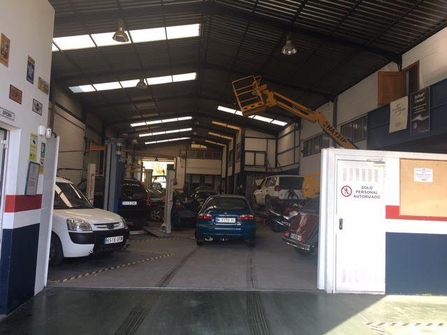Servicio integral del automóvil en Badajoz