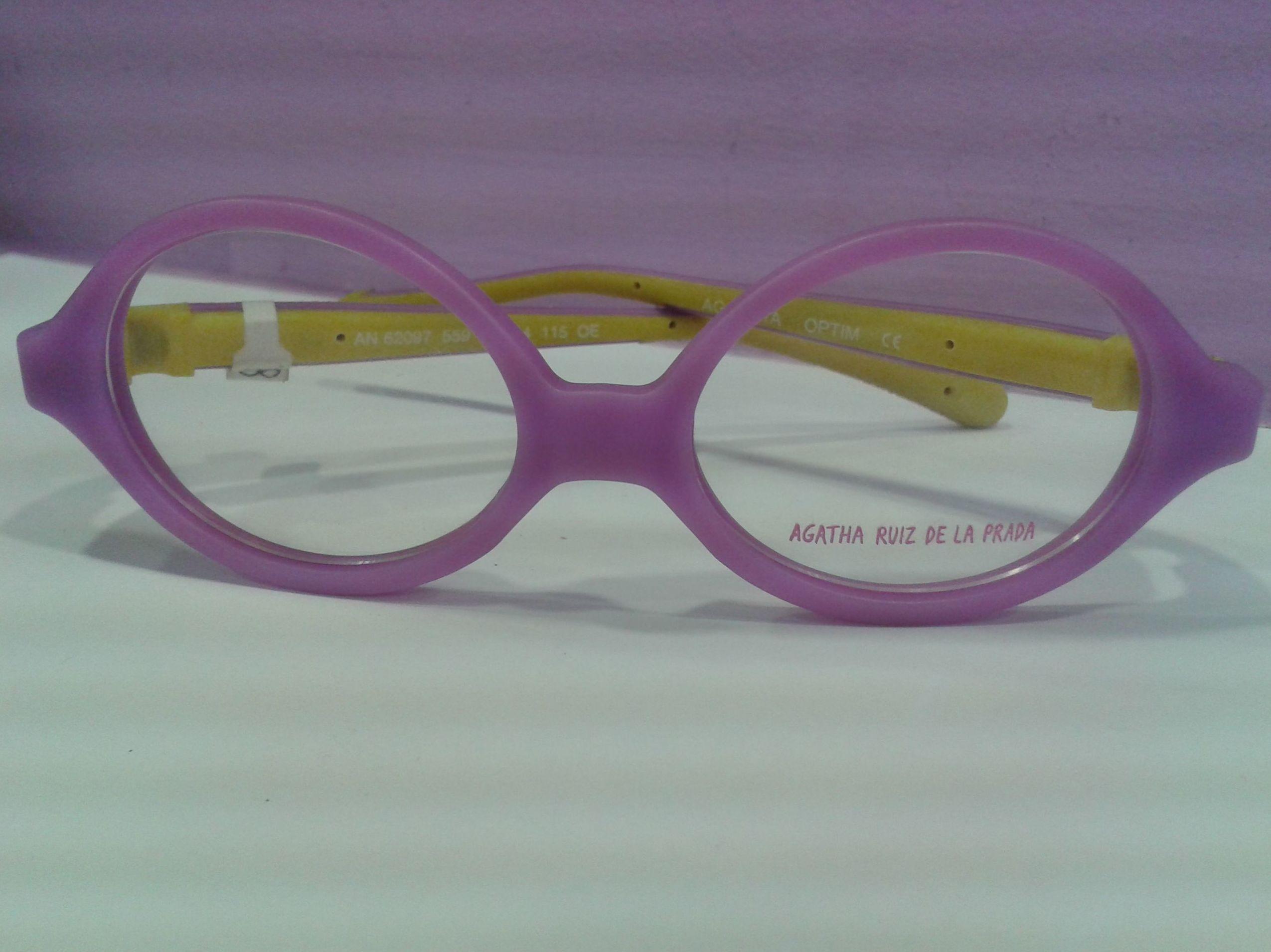 Gran variedad de modelos de gafas para niños