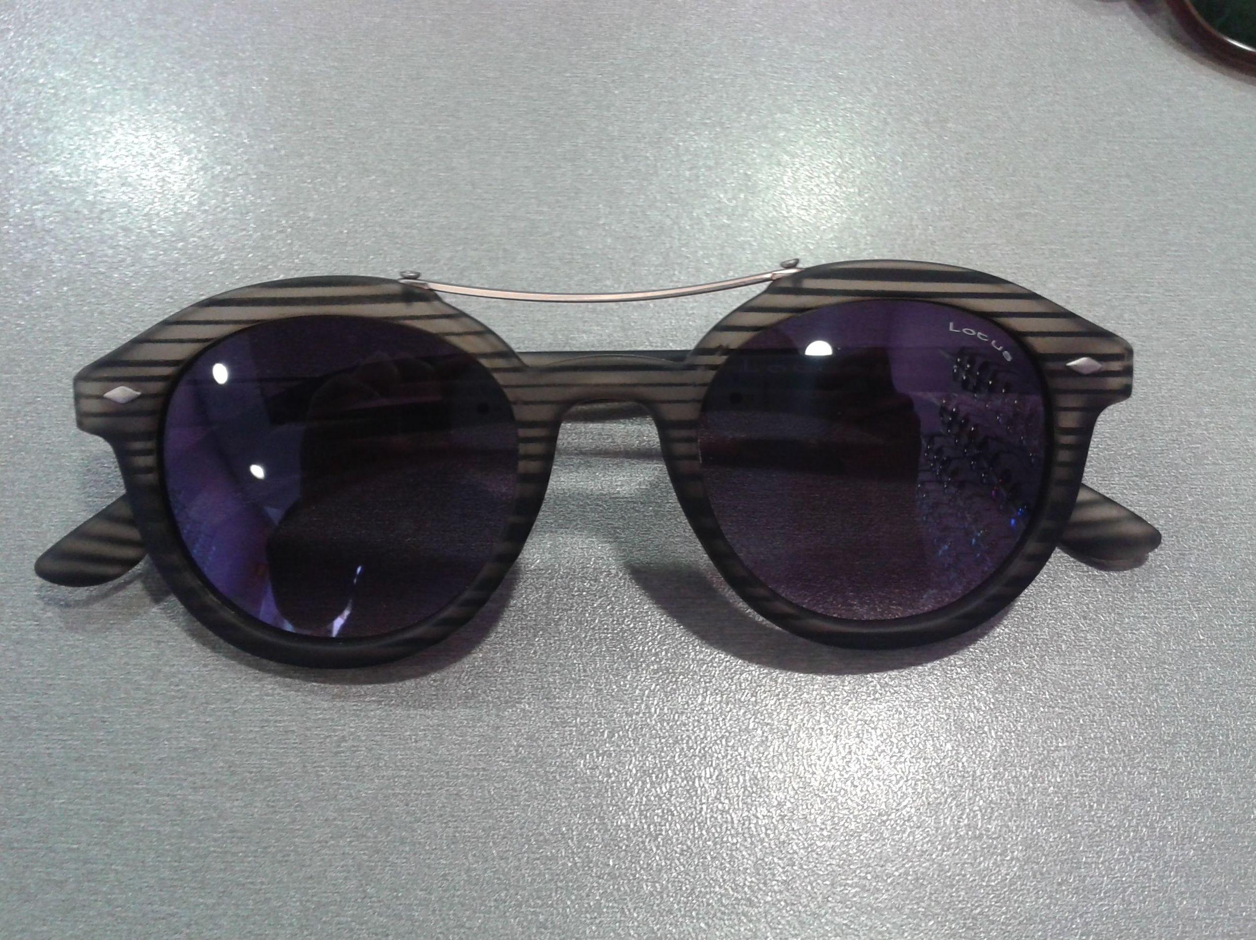 Diferentes modelos de gafas de sol