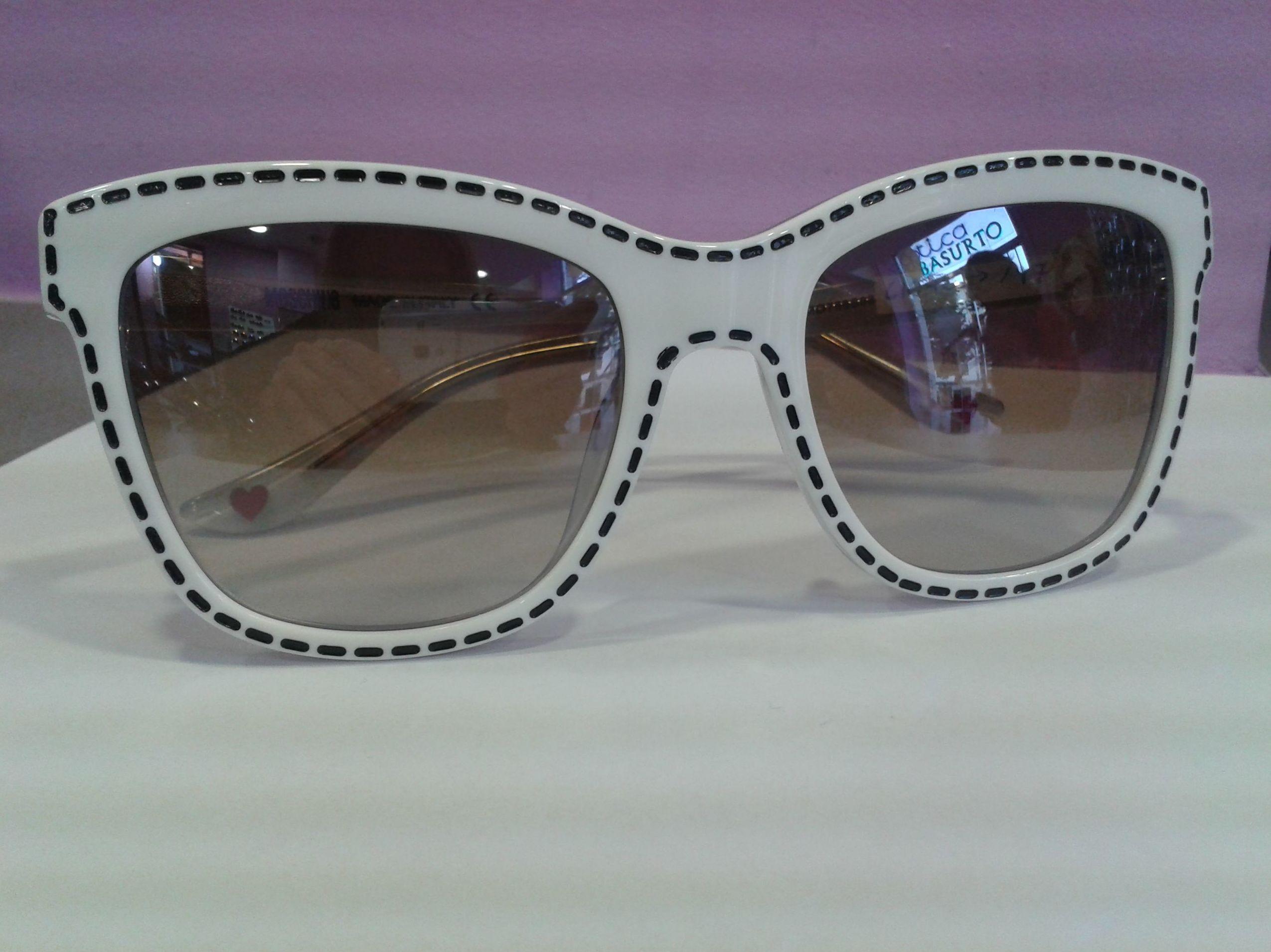 Gafas de sol en Óptica Basurto