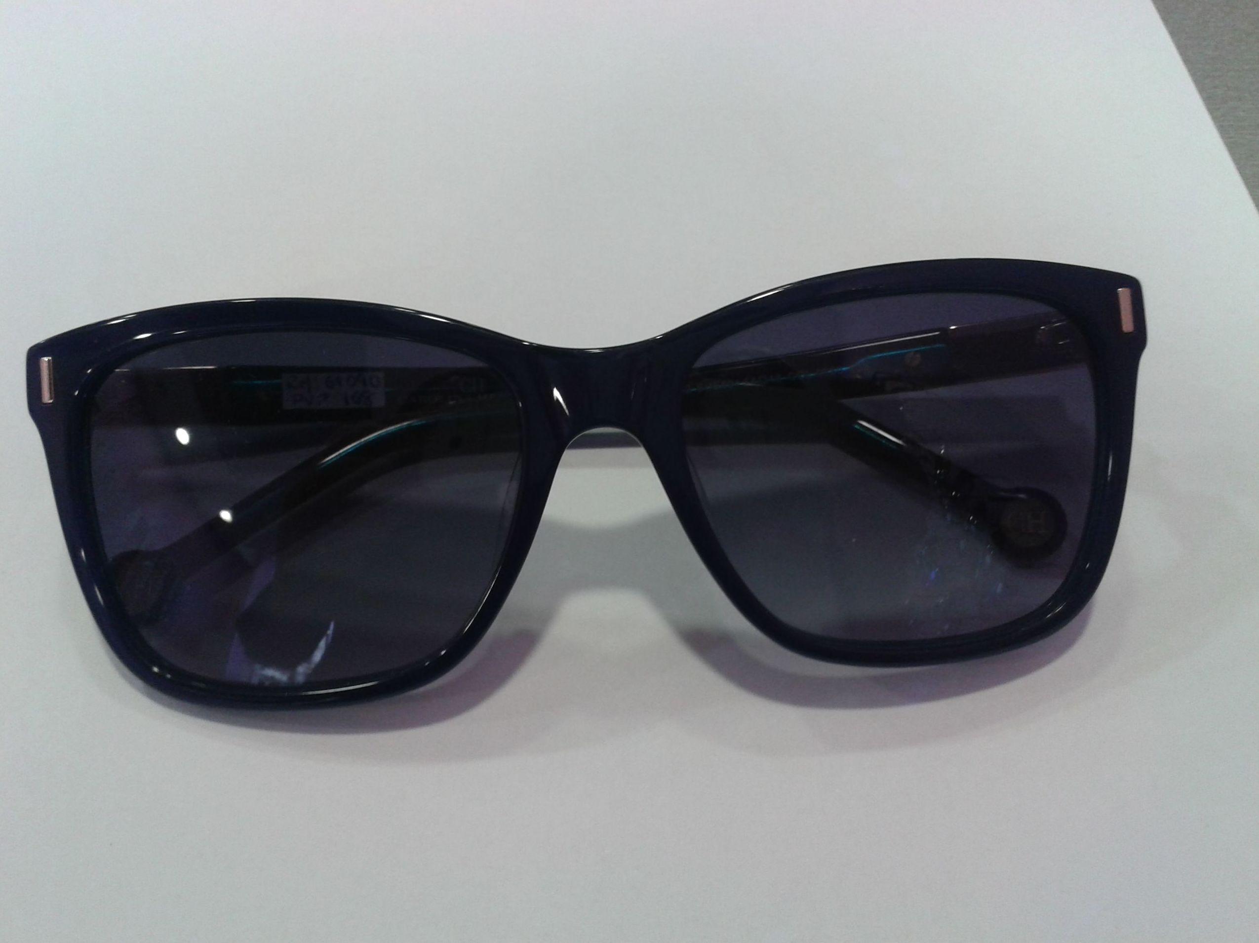 Mulltitud de modelos de gafas de sol