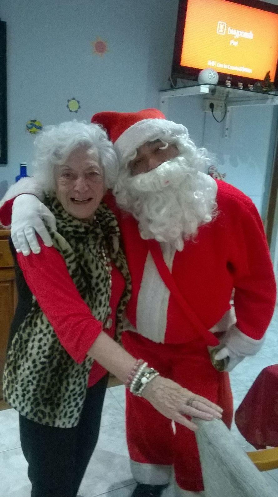 Navidad con nuestros mayores
