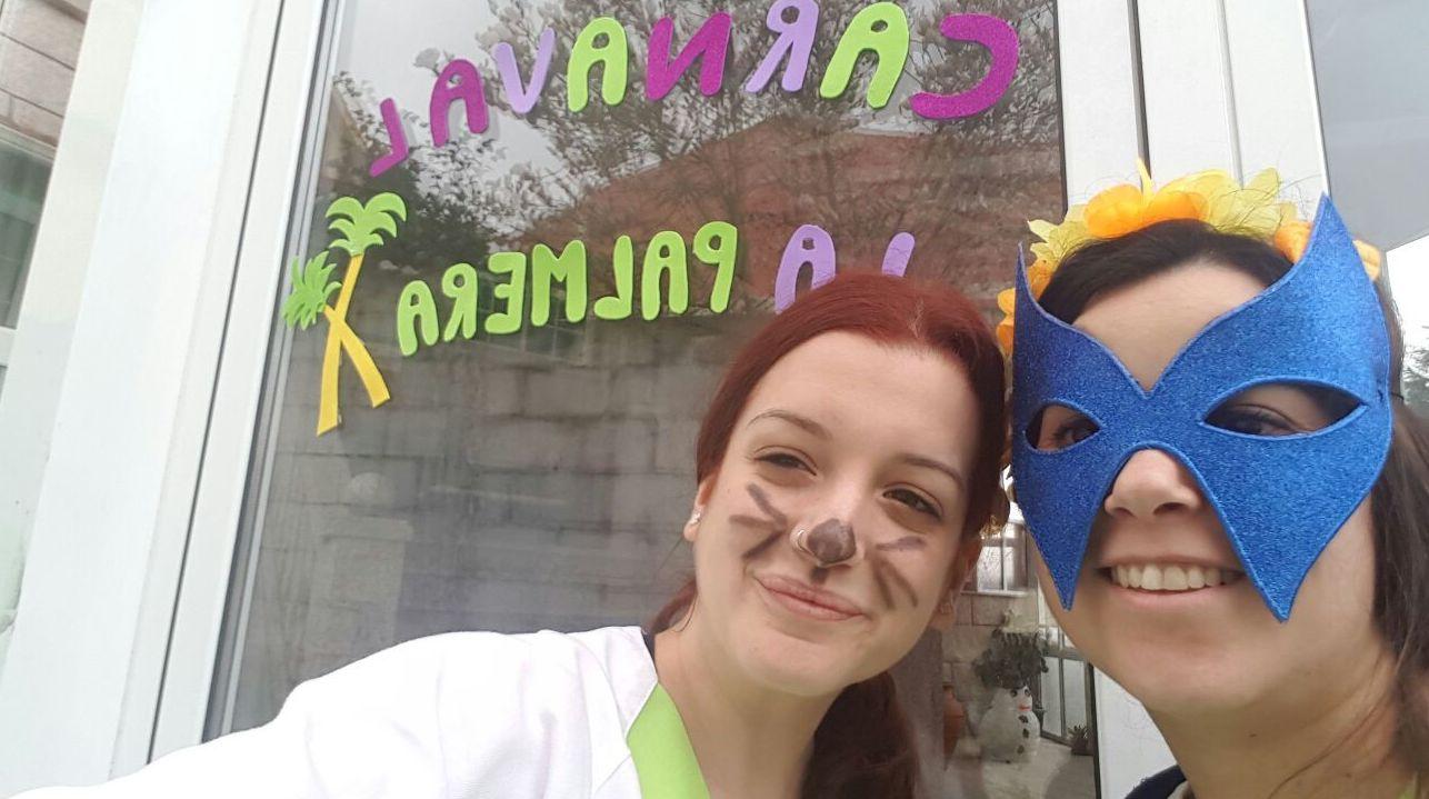 Actividades socio recreativas para la tercera edad en La Palmera
