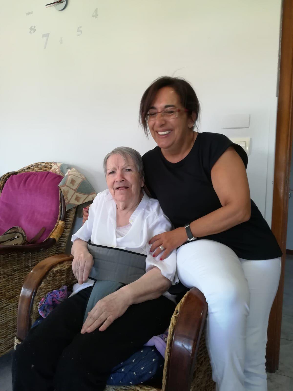 La sonrisa de nuestros residentes es nuestra mayor motivación.